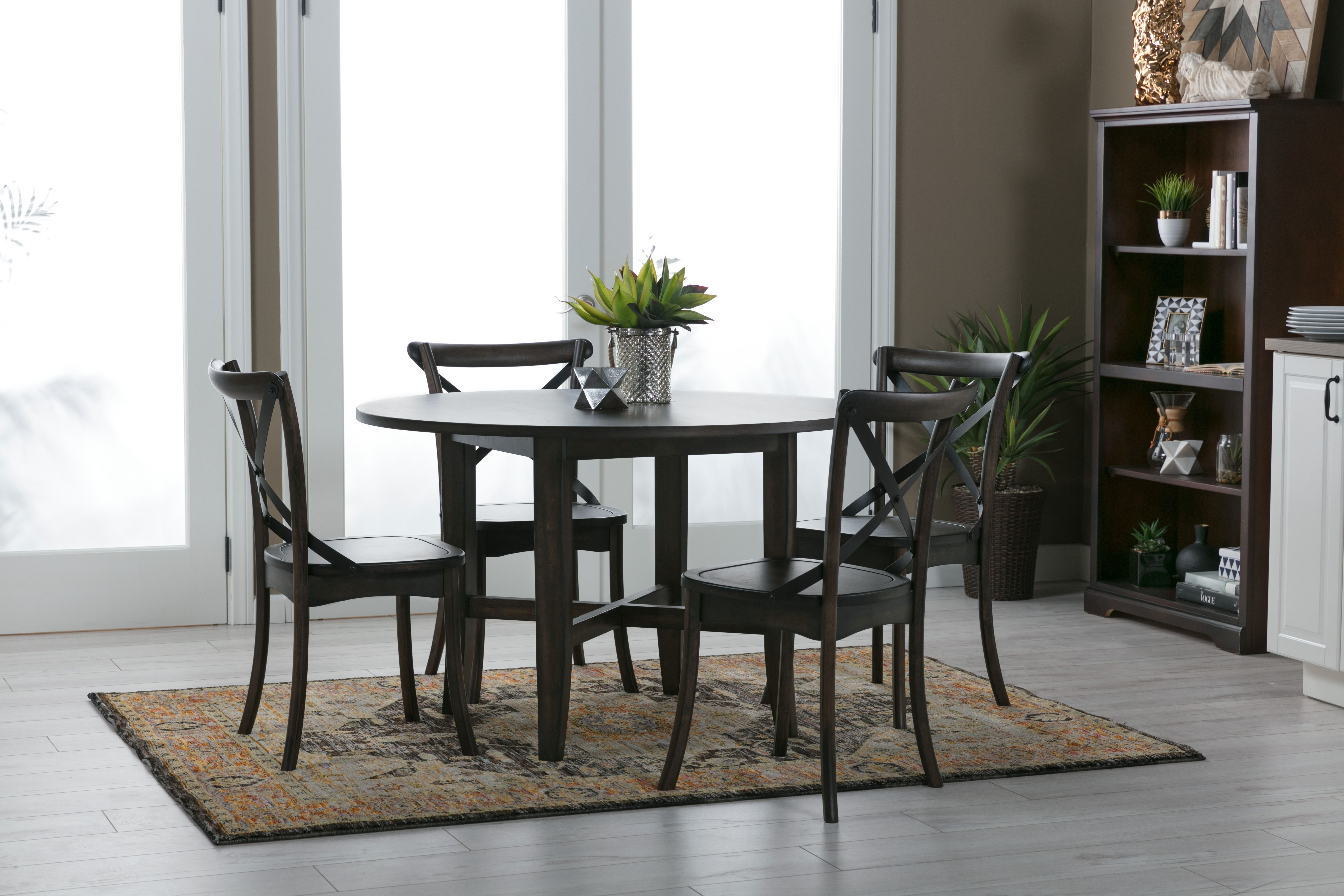 Grady Round Dining Table | Products | Pinterest | Dining Set, Dining In Best And Newest Grady 5 Piece Round Dining Sets (Photo 2 of 20)