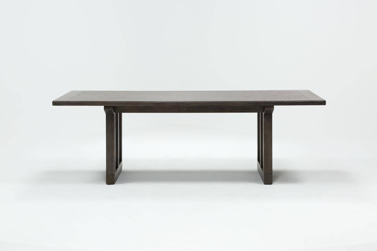 Helms Rectangle Dining Table | Living Spaces Inside Recent Helms 7 Piece Rectangle Dining Sets (Image 6 of 20)