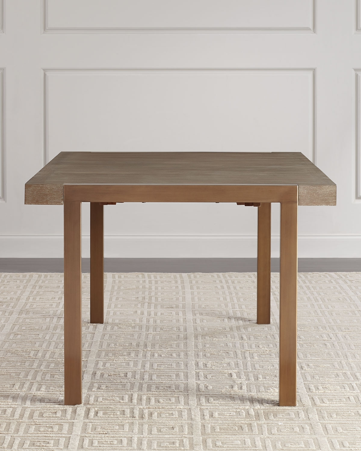 Hooker Furniture Wyatt Rectangle Dining Table With Leaves | Neiman Intended For Most Up To Date Wyatt Dining Tables (Image 6 of 20)
