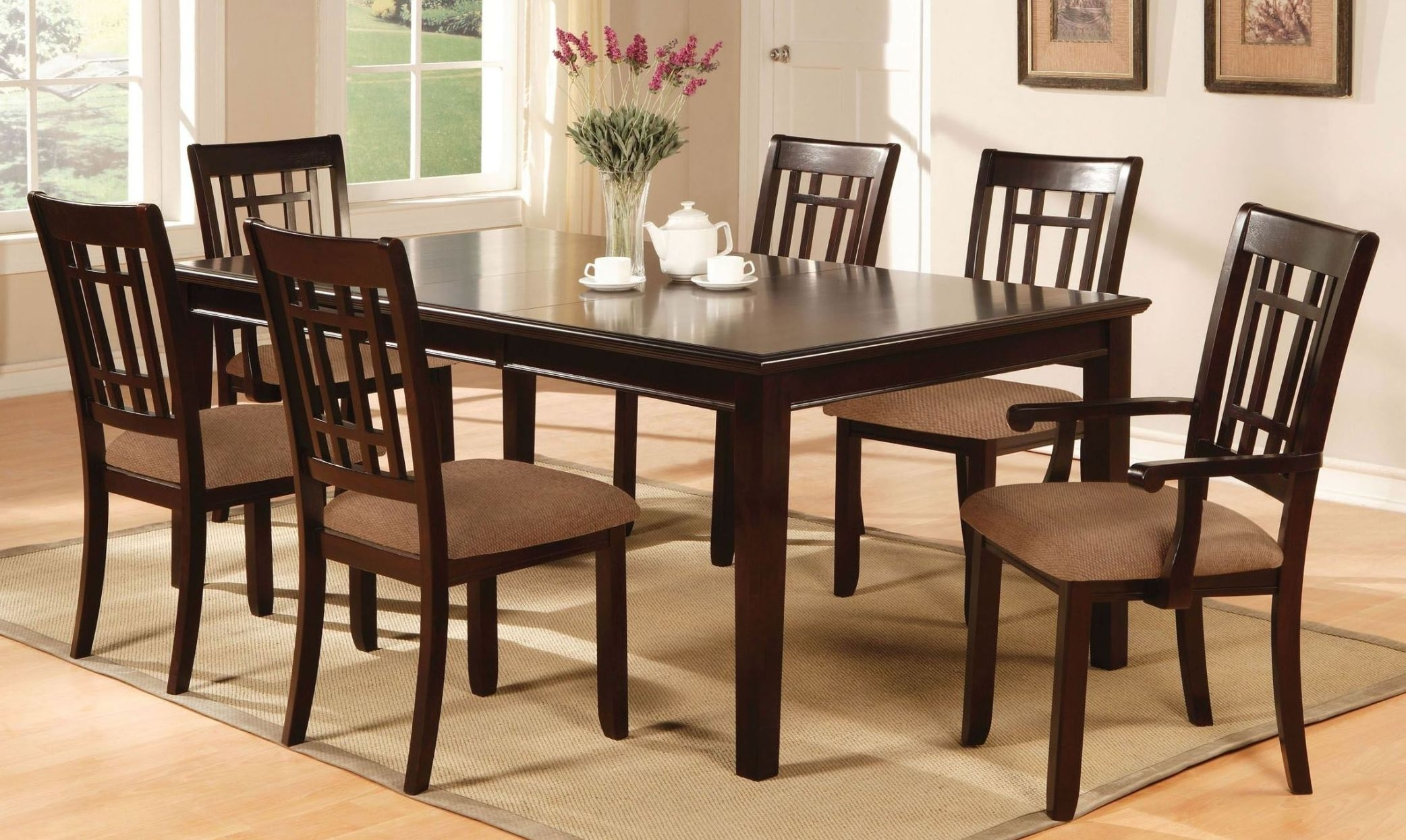 Hyland 5 Pcs Casual Dining Set From Ashley (D258 225) | Coleman Intended For Most Recently Released Hyland 5 Piece Counter Sets With Bench (View 16 of 20)