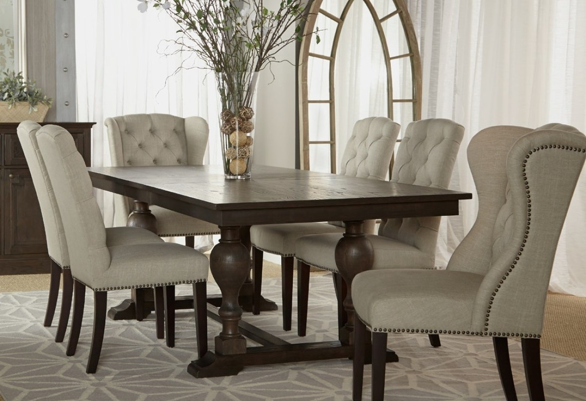 Hyland Dining Room Table And Chairs (Set Of 5) • Table Setting Design Regarding Best And Newest Hyland 5 Piece Counter Sets With Stools (Image 12 of 20)