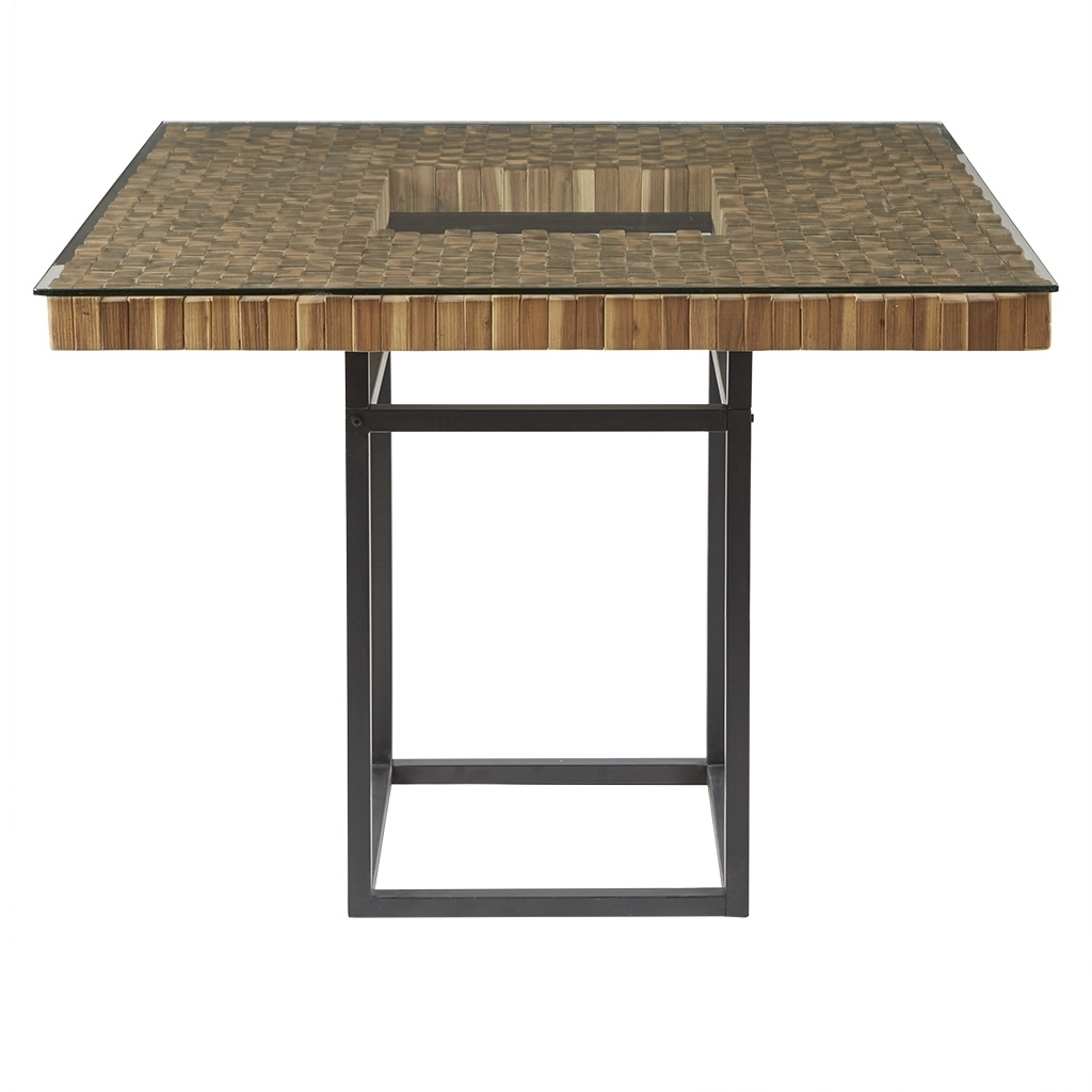 Ink+Ivy Benson Bundle Dining Table | Ebay With Regard To 2018 Benson Rectangle Dining Tables (Image 15 of 20)