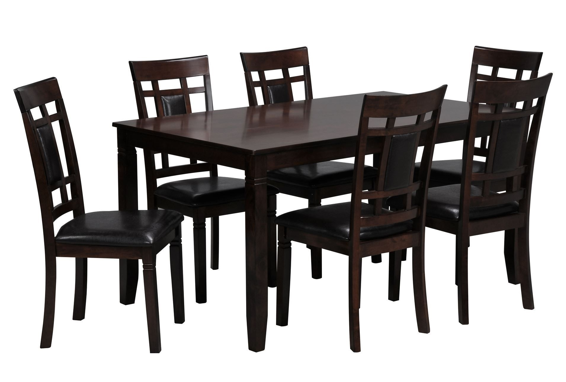 Janelle 7 Piece Dining Set $395 | Households ~ | Pinterest | Dining Throughout Most Recent Rocco 9 Piece Extension Counter Sets (Image 9 of 20)