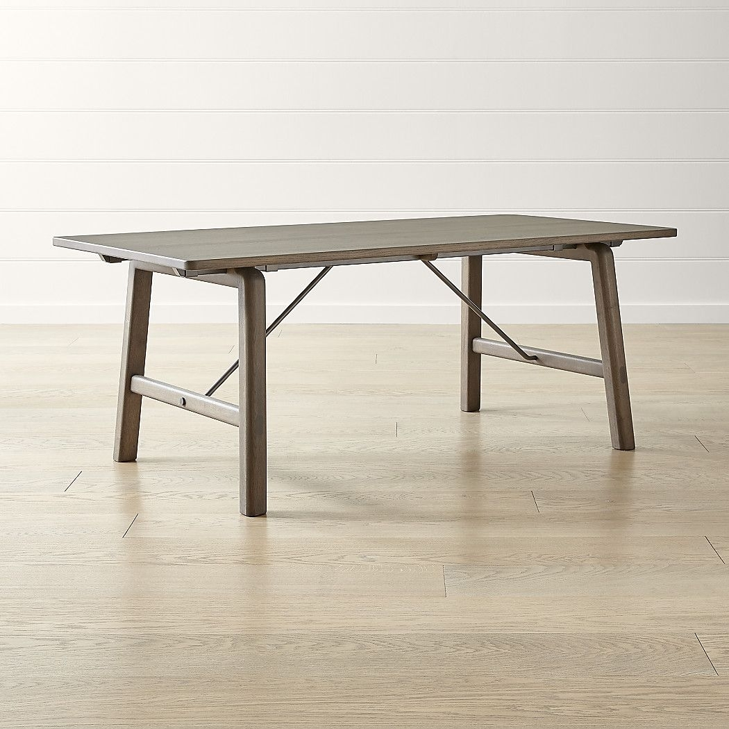 Jaxon Extension Rectangle Dining Table Regarding Most Popular Jaxon Grey Rectangle Extension Dining Tables (Photo 12 of 20)