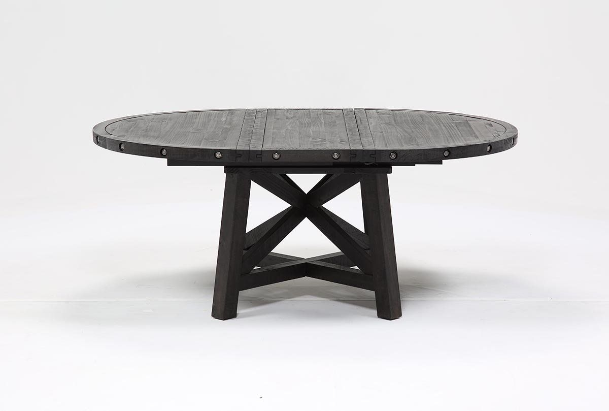 Jaxon Round Extension Dining Table | Dining Table | Pinterest With Regard To Most Current Jaxon Round Extension Dining Tables (Image 13 of 20)
