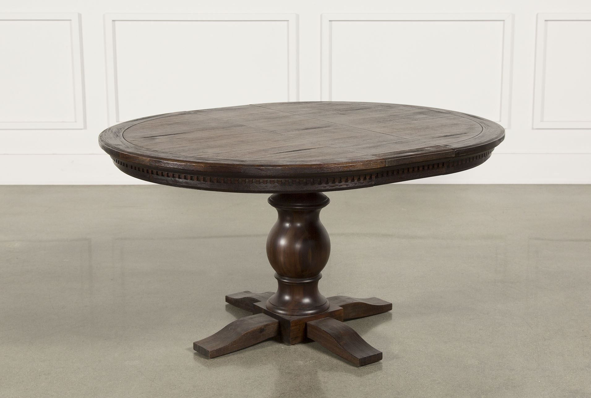 Jefferson Extension Round Dining Table | For The Home | Pinterest With 2018 Jefferson Extension Round Dining Tables (Photo 4 of 20)