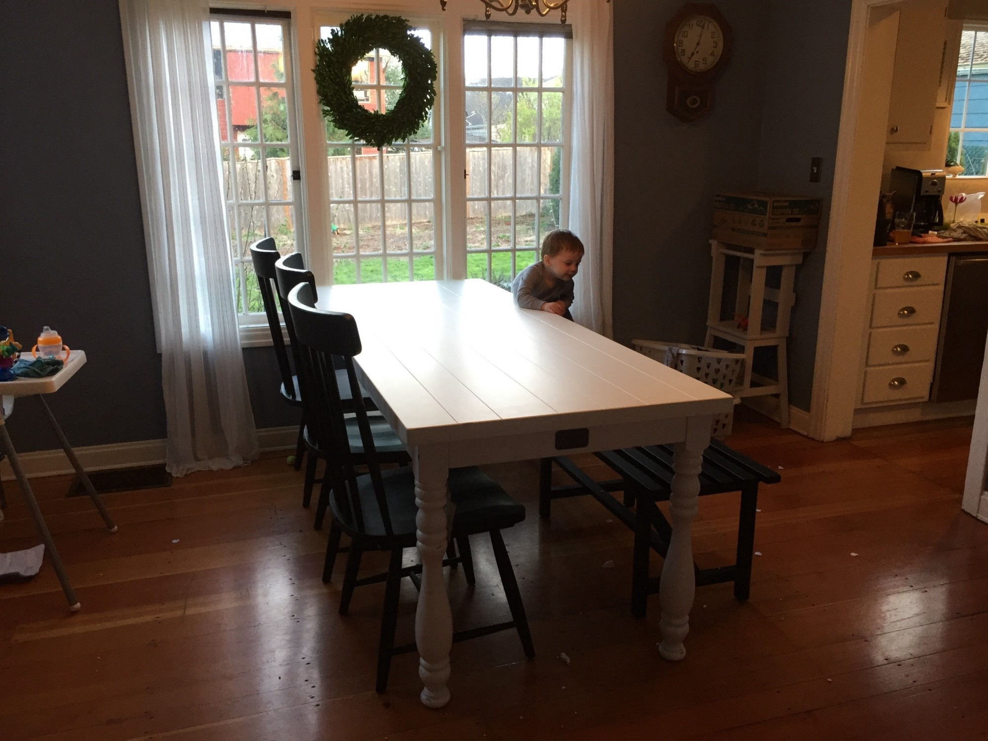 Joanna Gaines' Magnolia Home Furniture Line — A Review With Newest Magnolia Home Shop Floor Dining Tables With Iron Trestle (Photo 10 of 20)
