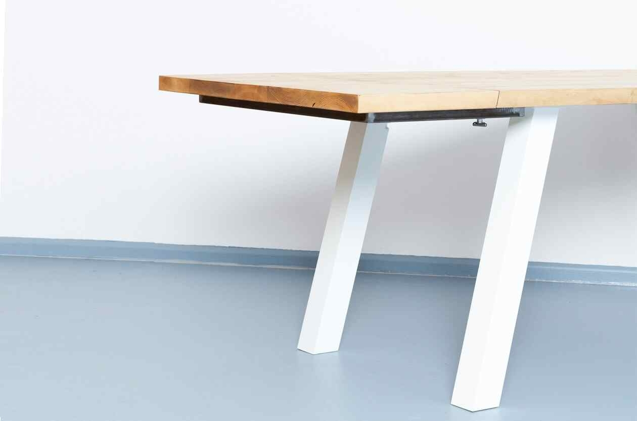 Johanenlies | Sw61 Table – 2 Intended For Most Recent Lassen Extension Rectangle Dining Tables (Image 6 of 20)