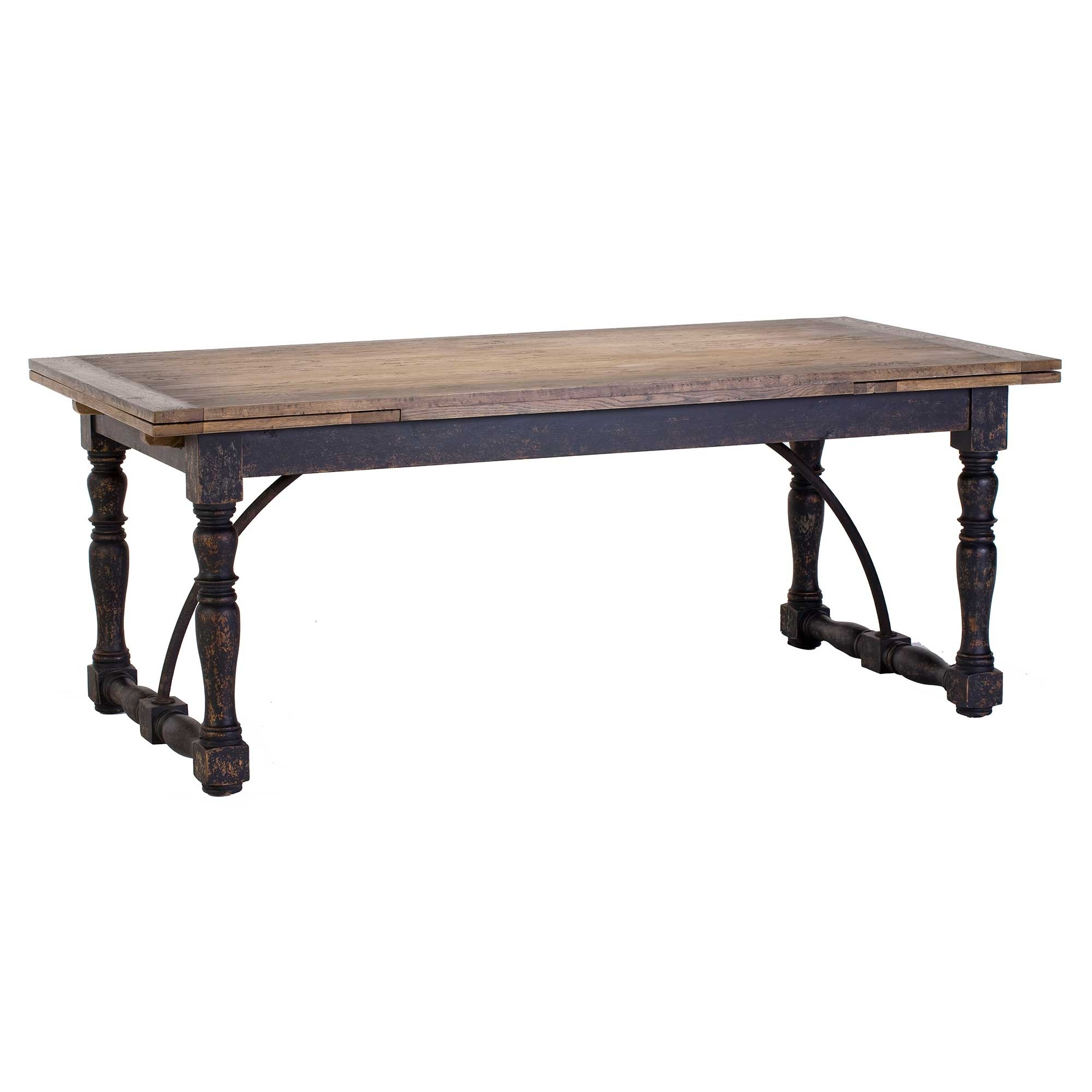Keeler Extending Dining Table | Tables | Dining Room Pertaining To Most Recently Released Carly Rectangle Dining Tables (Image 15 of 20)