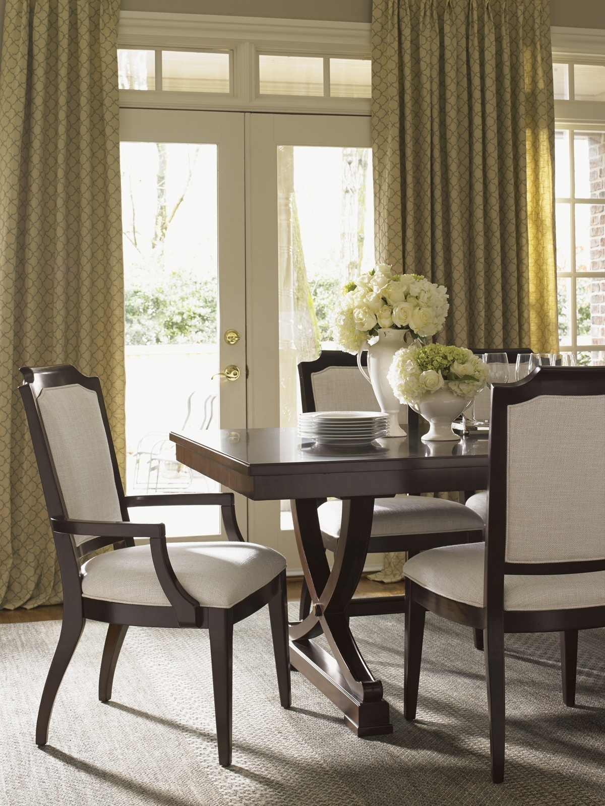 Kensington Place Westwood Rectangular Dining Table | Lexington Home Pertaining To 2017 Candice Ii Extension Rectangle Dining Tables (View 15 of 20)