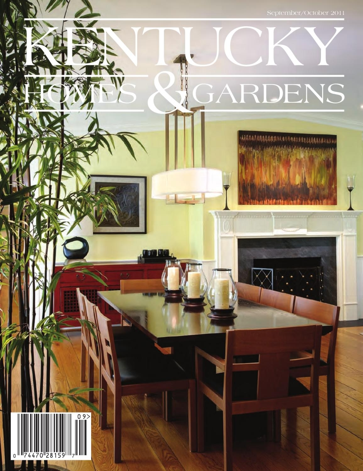 Kentuckyhomesandgardenskentucky Homes & Gardens – Issuu Throughout Latest Bradford 7 Piece Dining Sets With Bardstown Side Chairs (Image 14 of 20)