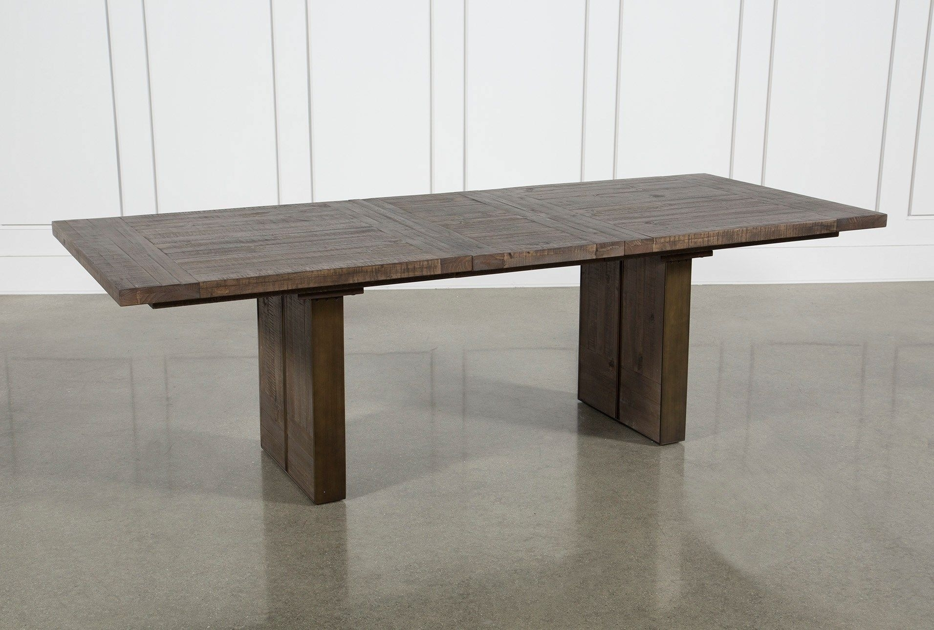 Lassen Extension Rectangle Dining Table | Rectangle Dining Table And Intended For Most Popular Lassen Extension Rectangle Dining Tables (Image 8 of 20)