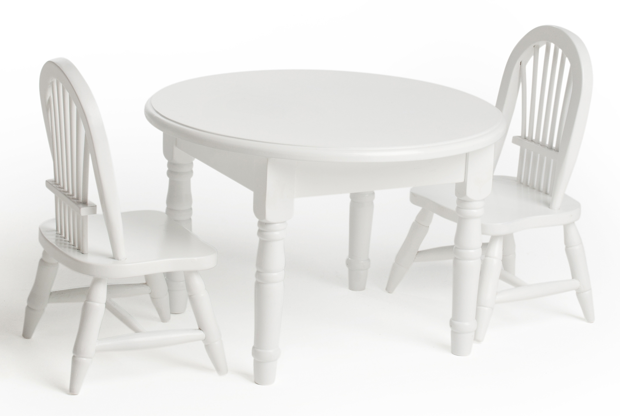 Lauren Doll's Doll Table And Chairs Wins A Pal Award With Regard To Current Laurent Round Dining Tables (Photo 14 of 20)