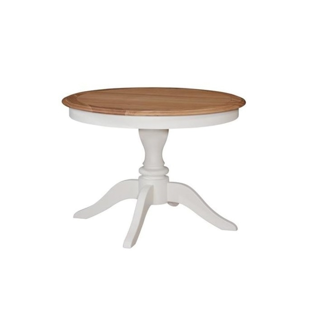 Laurent 1.05M Round Dining Table | Interior Secrets Within Most Recently Released Laurent Round Dining Tables (Photo 5 of 20)