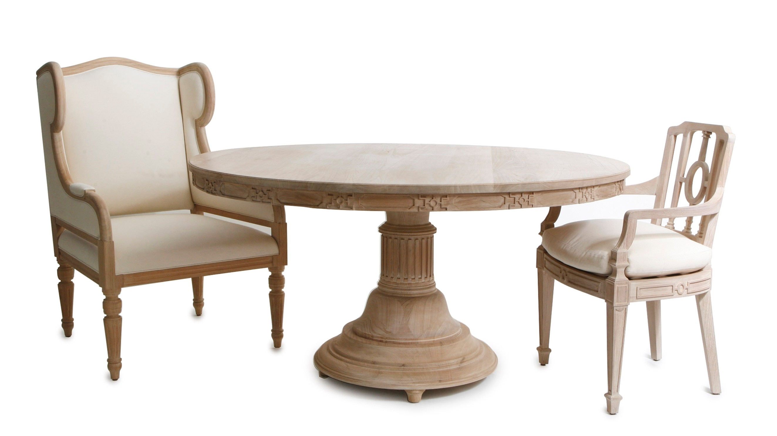 Laurent Dining Table Regarding Most Current Laurent Round Dining Tables (Image 9 of 20)
