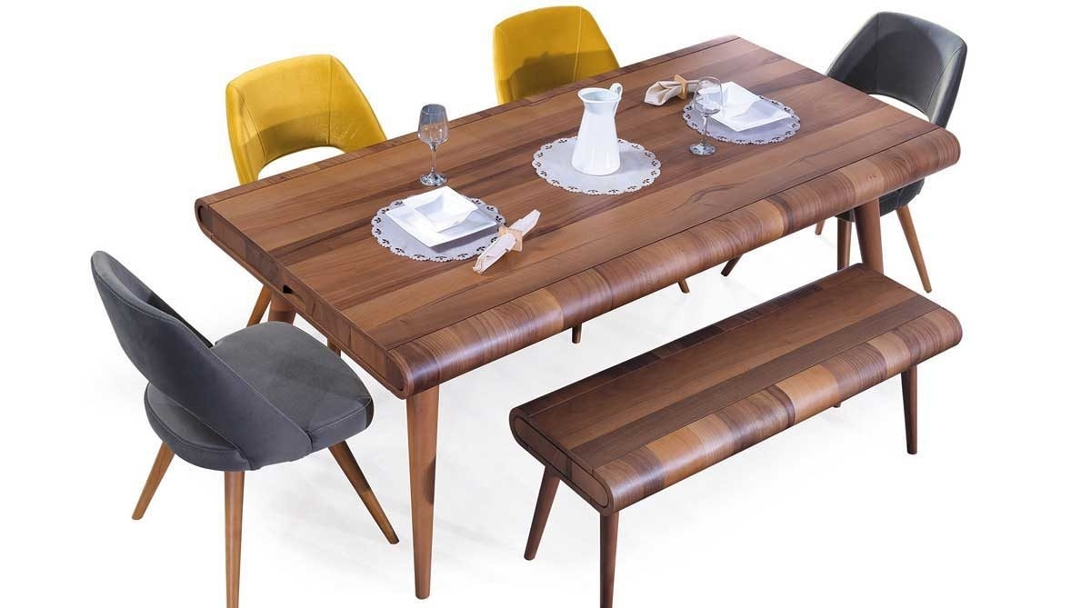 Leon Dining Table – Confort Furniture Pertaining To Latest Leon Dining Tables (Image 8 of 20)