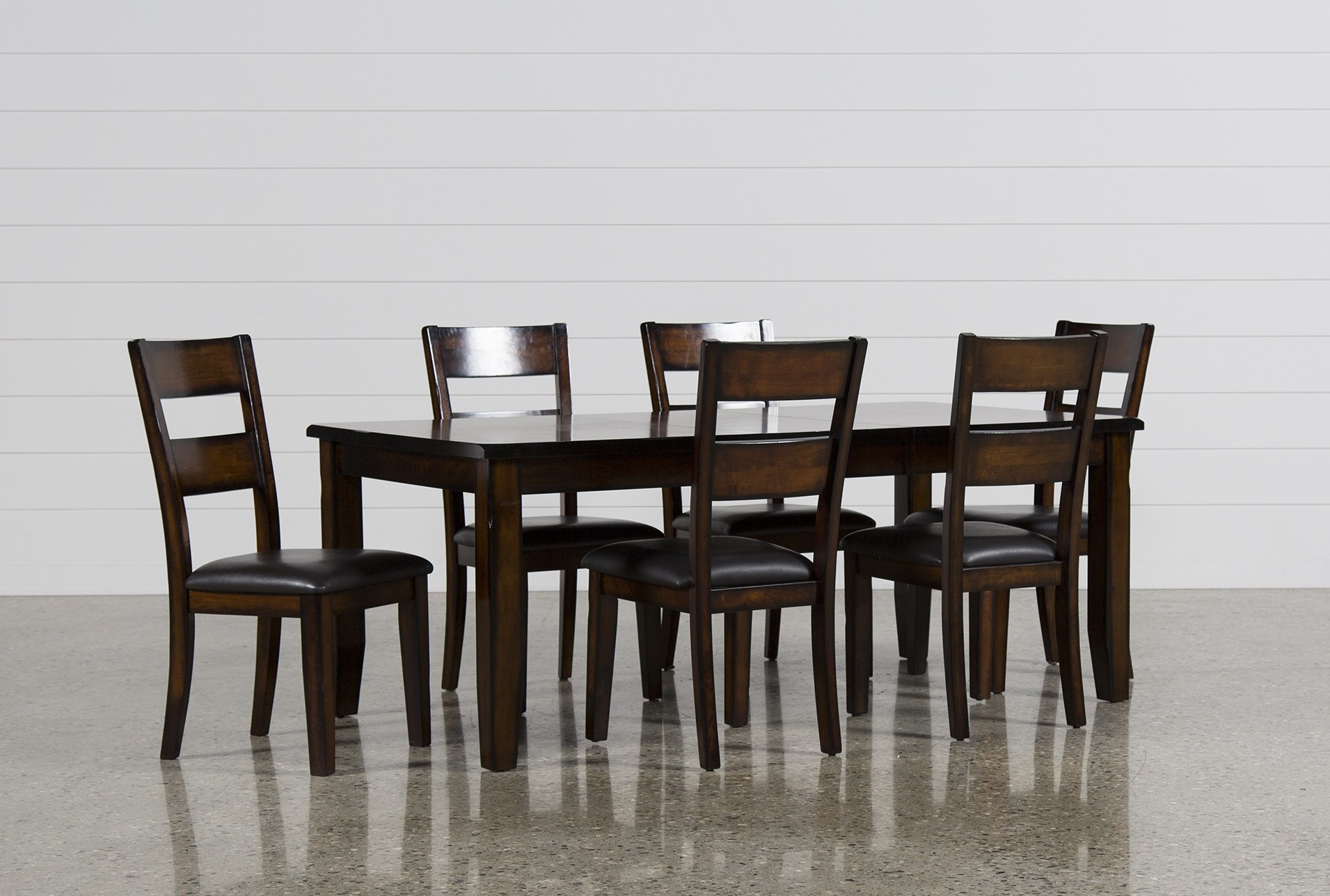 Likeable Living Spaces Dining Room Tables Of S #43937 | Forazhouse Throughout Best And Newest Mallard 7 Piece Extension Dining Sets (Image 6 of 20)