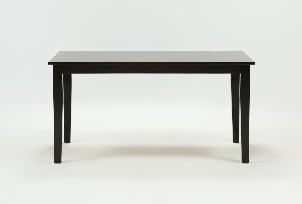 Lindy Espresso Rectangle Dining Table | Living Spaces Inside 2017 Lindy Espresso Rectangle Dining Tables (Image 15 of 20)