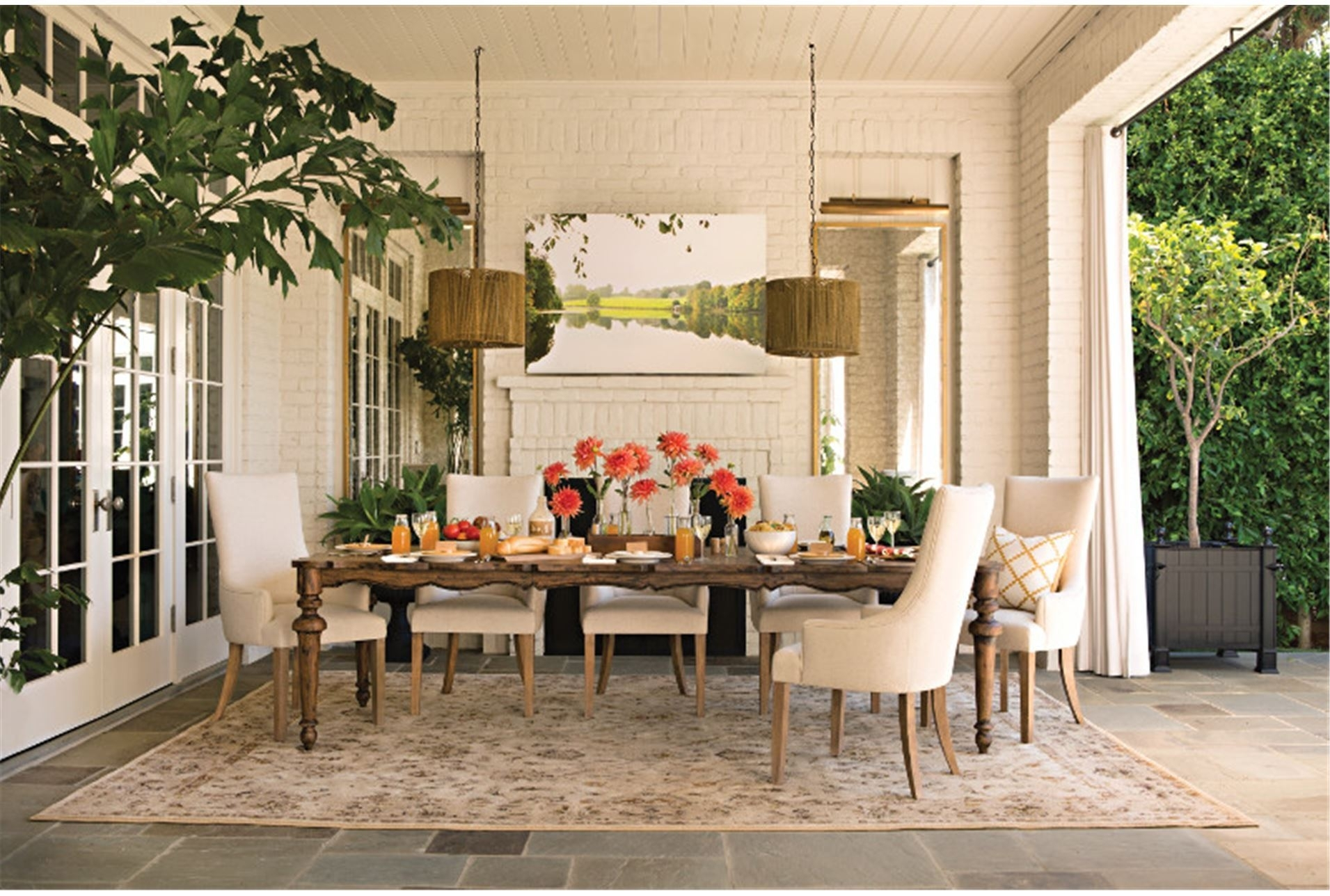Living Spaces Dining Room Tables – Living Room Ideas Within Most Recent Caira 9 Piece Extension Dining Sets With Diamond Back Chairs (View 14 of 20)