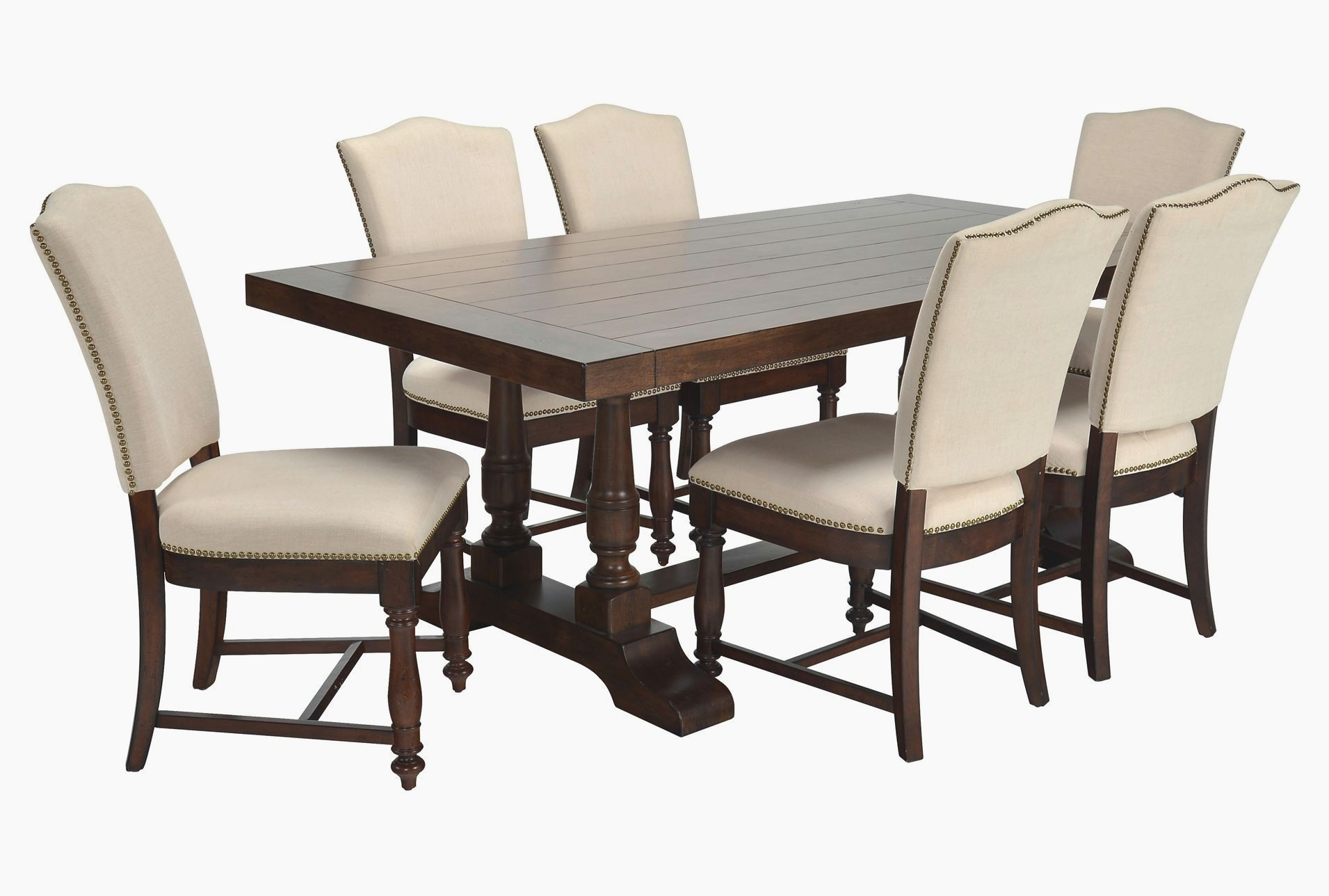 Living Spaces Dining Table Set Living Spaces Dining For Living Throughout Recent Jaxon Grey 5 Piece Round Extension Dining Sets With Wood Chairs (Photo 17 of 20)
