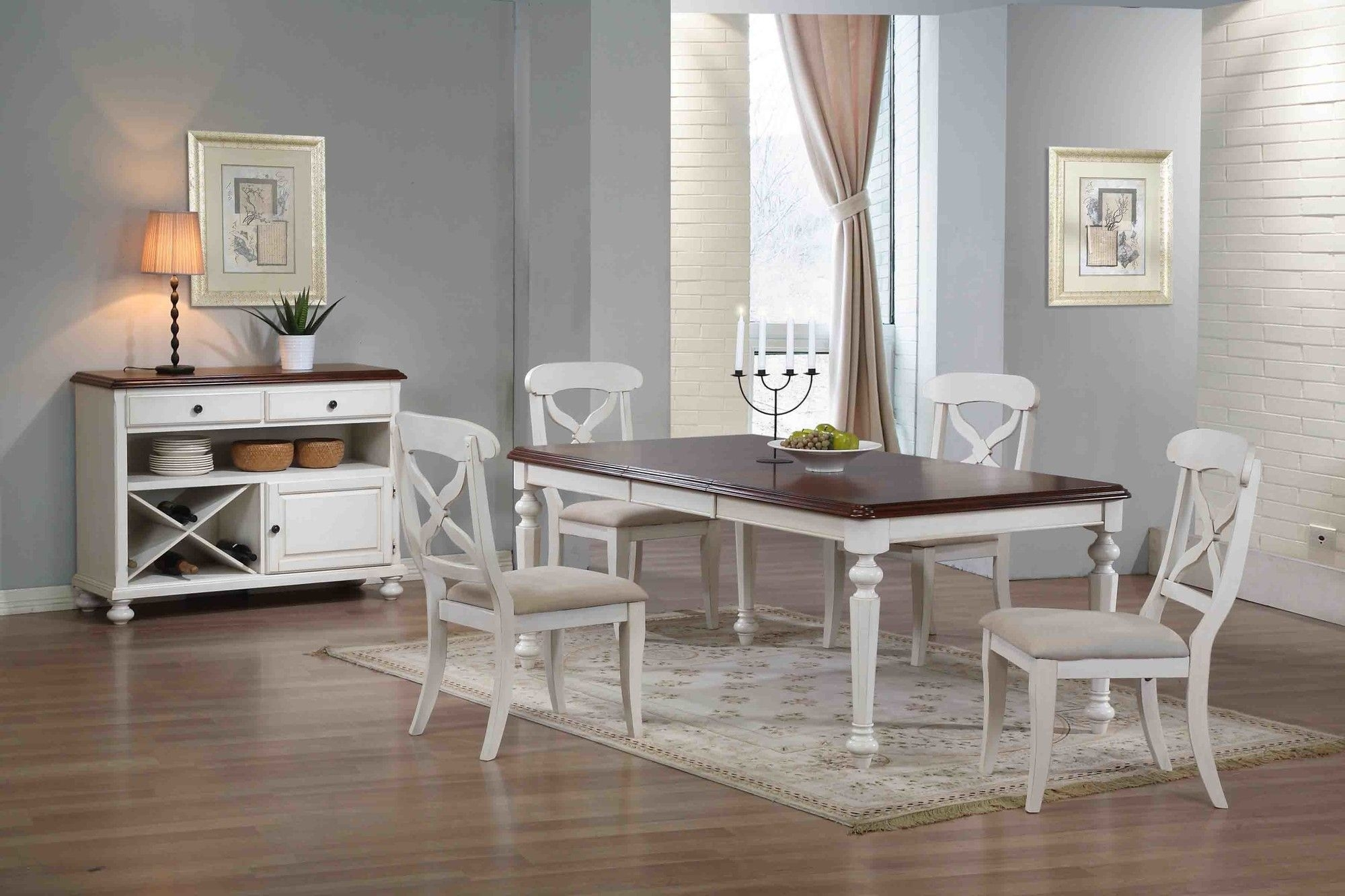 Lockwood Butterfly Leaf 6 Piece Dining Set | Products Regarding Most Recently Released Palazzo 6 Piece Rectangle Dining Sets With Joss Side Chairs (Photo 9 of 20)