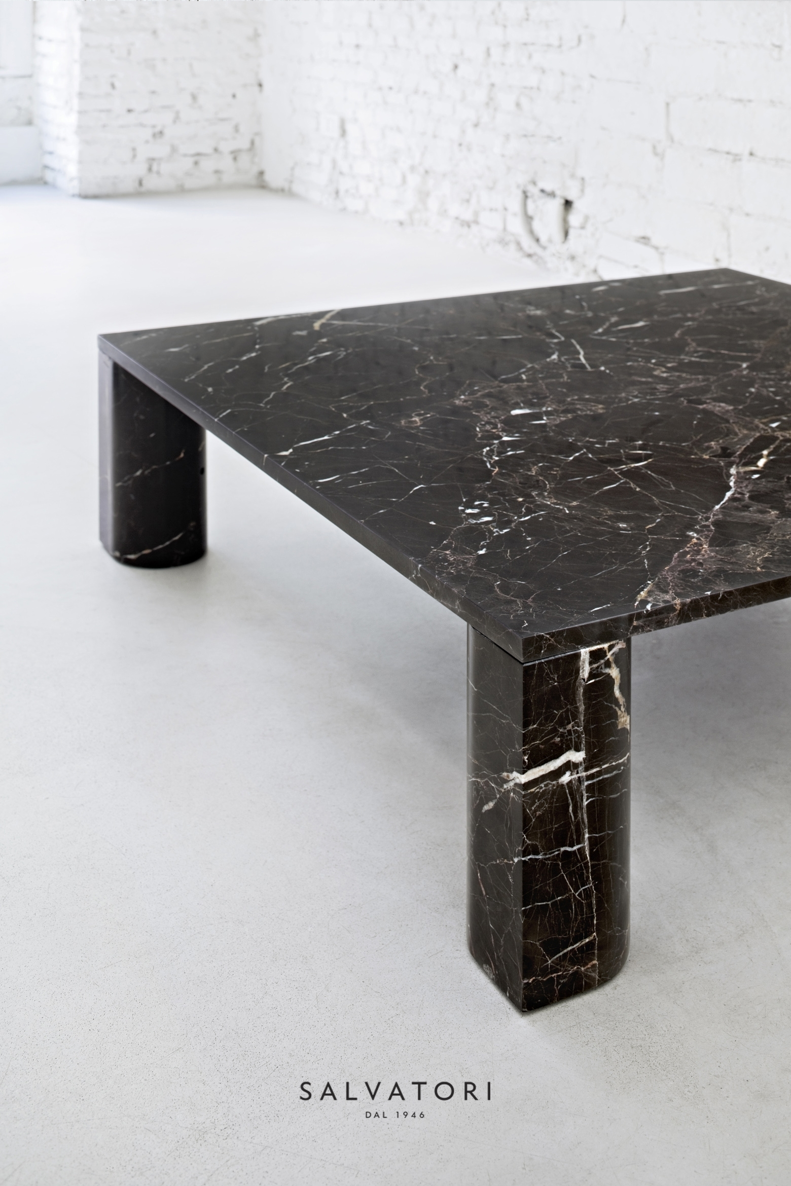 "Love Me, Love Me Not"" Coffee Table 