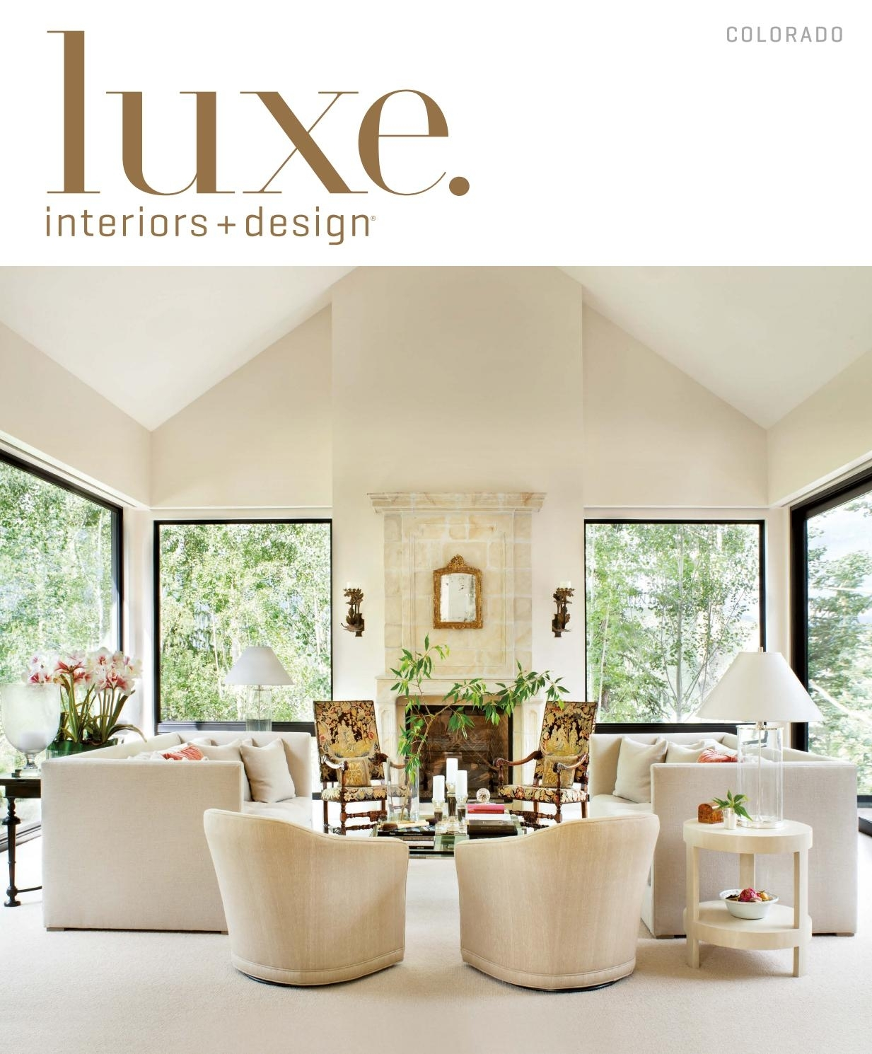 Luxe Magazine July 2016 Coloradosandow® – Issuu For Most Popular Combs 5 Piece 48 Inch Extension Dining Sets With Pearson White Chairs (Photo 14 of 20)