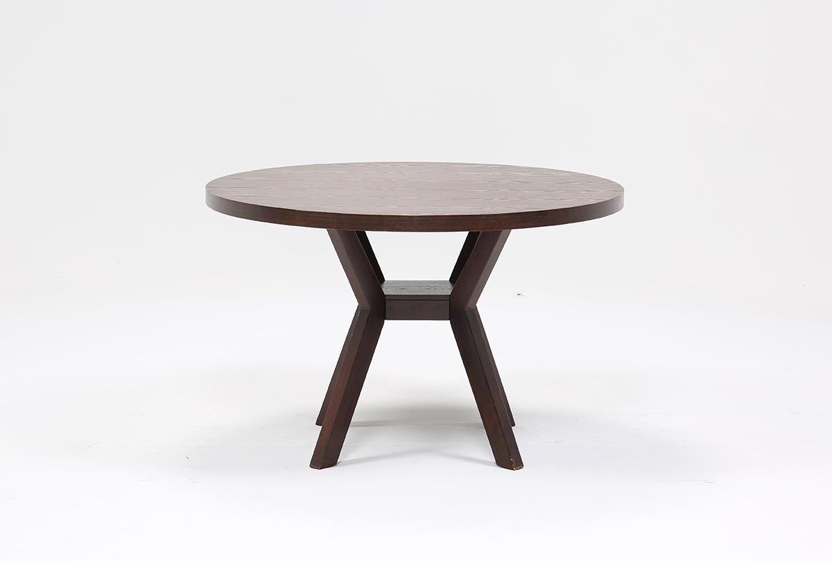 Macie Round Dining Table | Living Spaces Inside Most Popular Macie Round Dining Tables (Image 15 of 20)