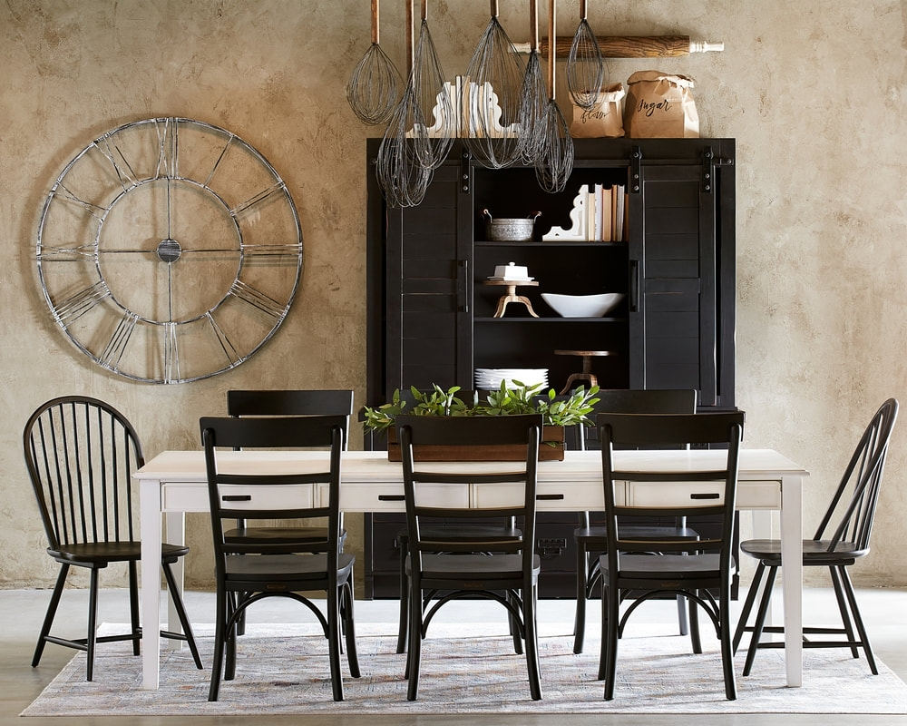 Magnolia Home Dining – Sigman Mills Furniture Regarding 2017 Magnolia Home Keeping Dining Tables (Image 13 of 20)
