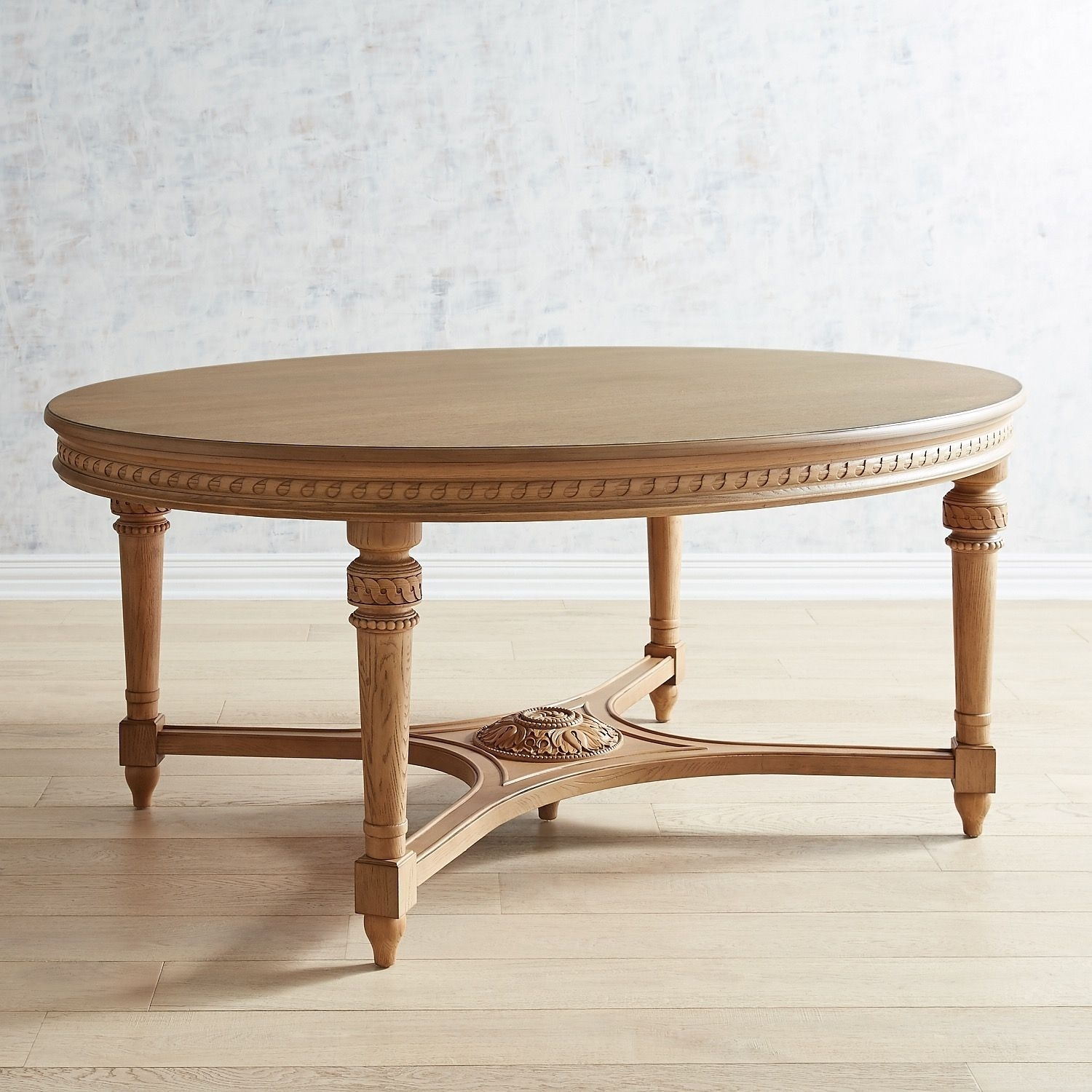 Magnolia Home English Country Wheat Oval Dining Table | For The Home Within 2017 Magnolia Home English Country Oval Dining Tables (Image 15 of 20)