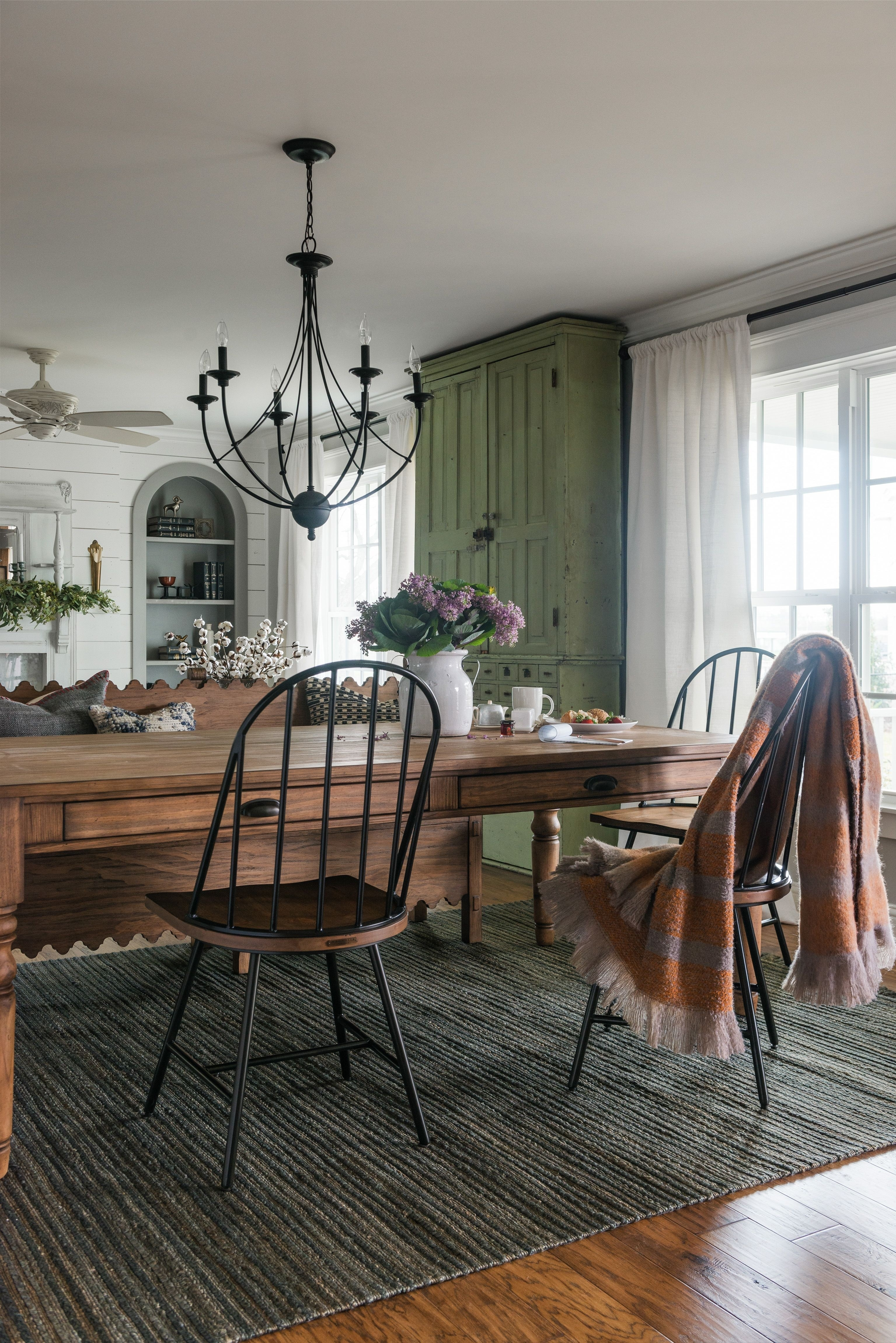 Magnolia Home Trestle Dining Table Inspirational Asheville 88 With Regard To Newest Magnolia Home Shop Floor Dining Tables With Iron Trestle (Image 19 of 20)