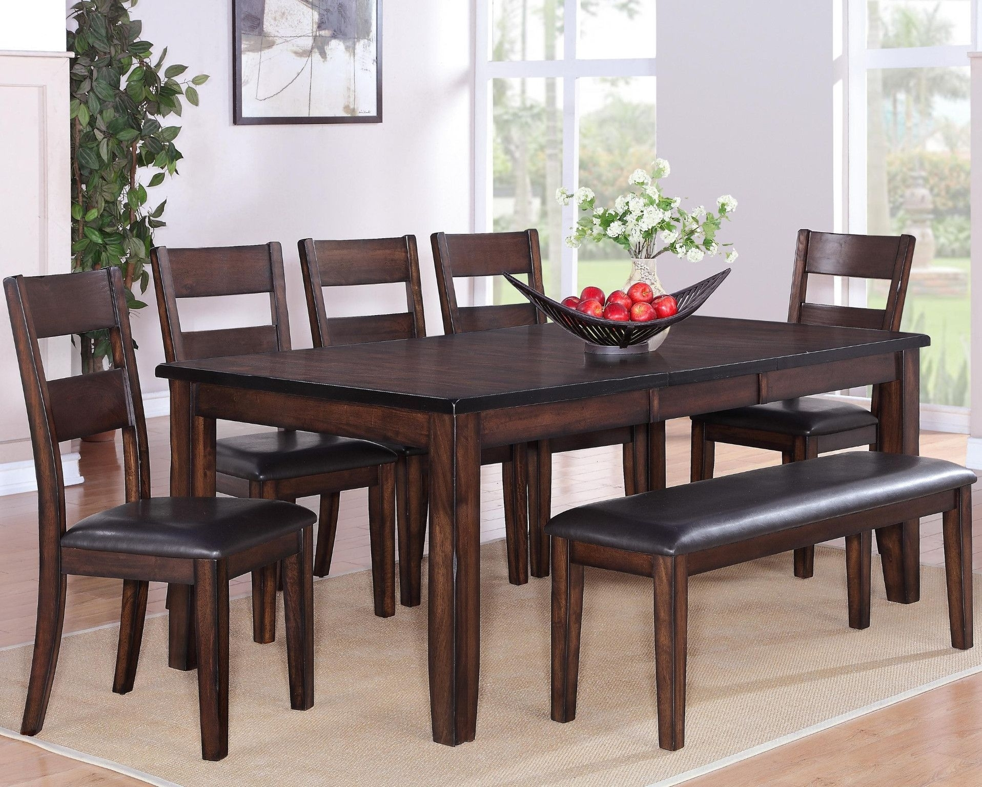 Maldives 5 Piece Dinette Table And 4 Chairs $699.00 Table $ (Image 14 of 20)