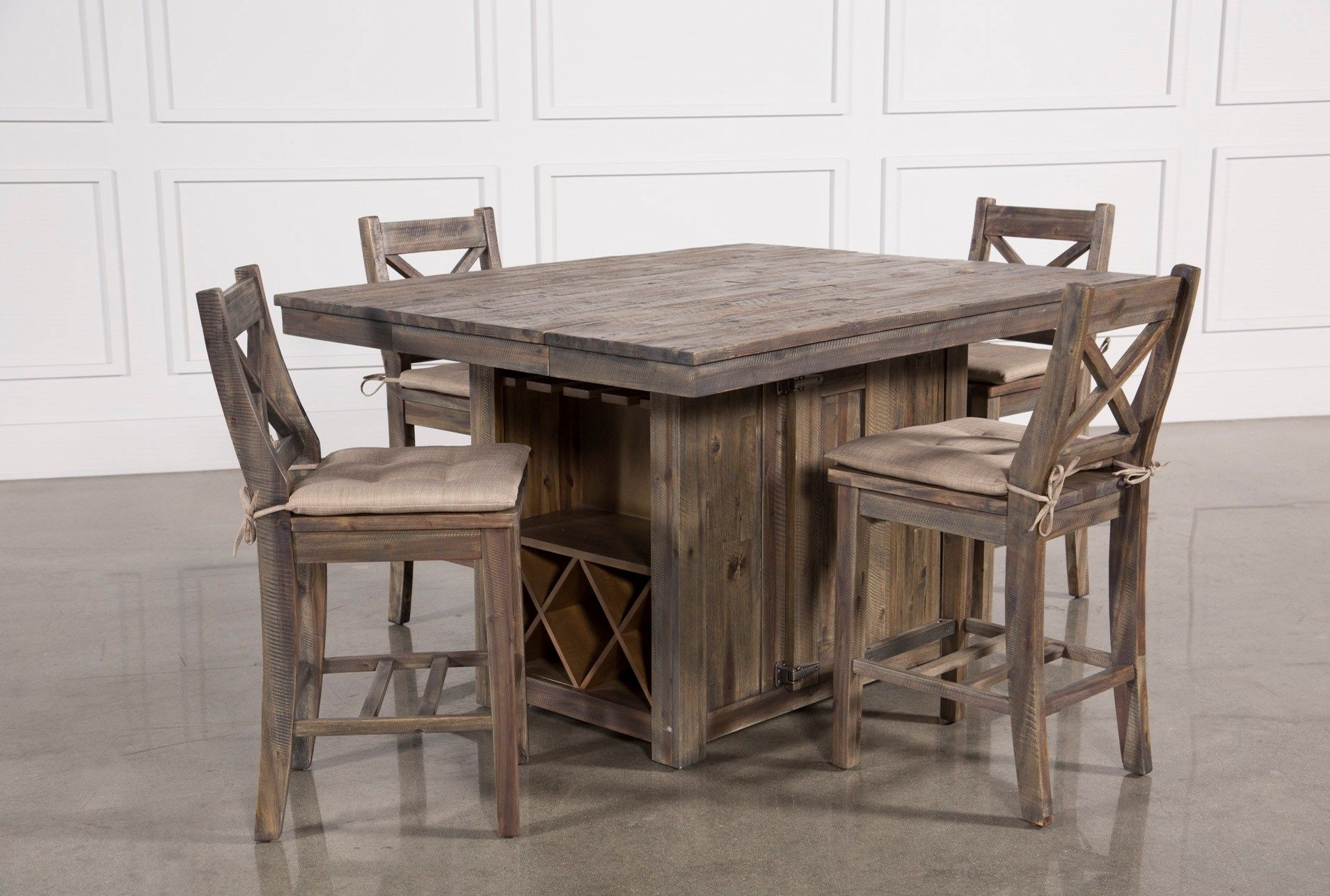 Mallard 5 Piece Extension Counter Set – Top | For The Home With Most Recently Released Mallard Extension Dining Tables (Image 8 of 20)