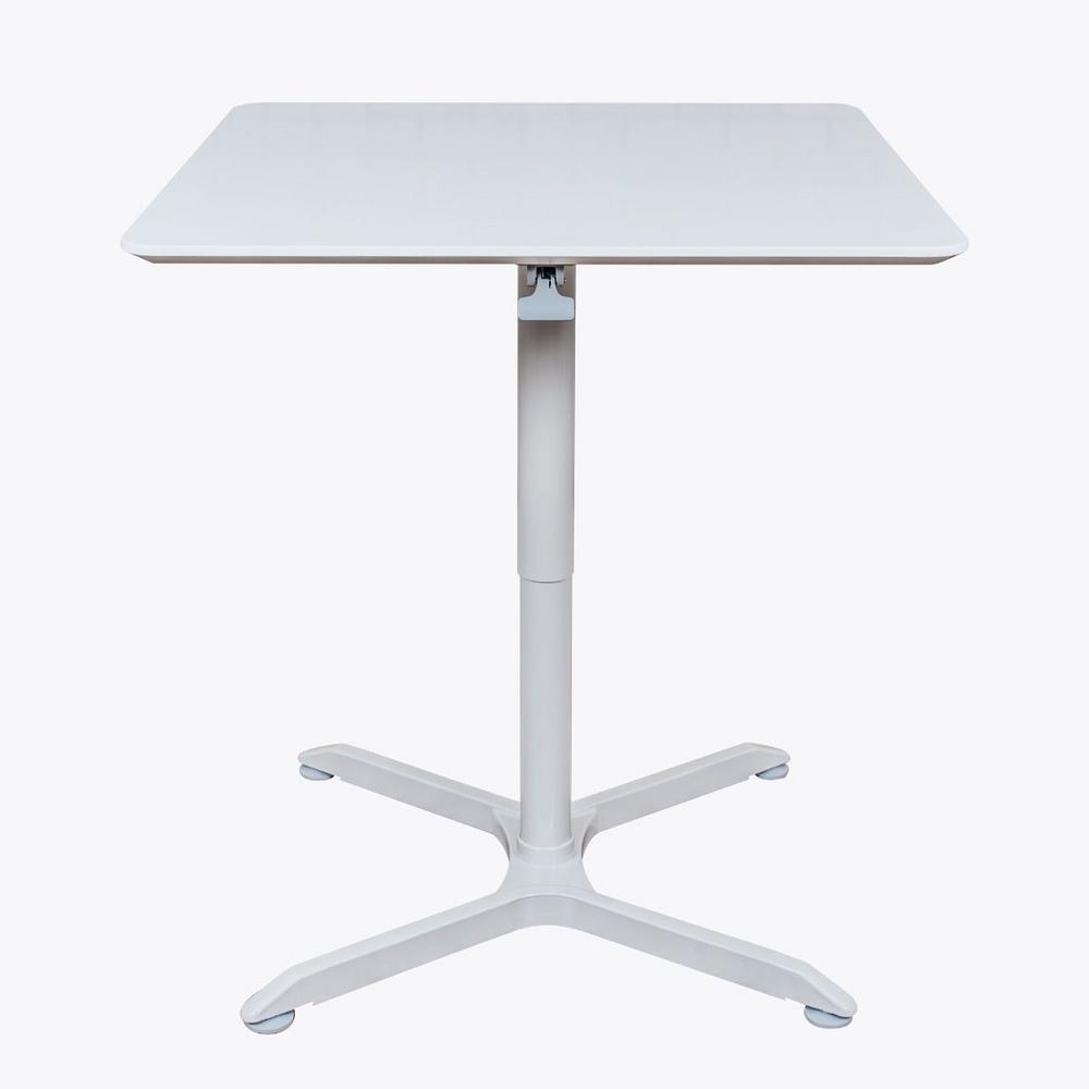 Metal – Kitchen & Dining Tables – Kitchen & Dining Room Furniture For Most Up To Date Ina Pewter 60 Inch Counter Tables With Frosted Glass (Photo 10 of 20)