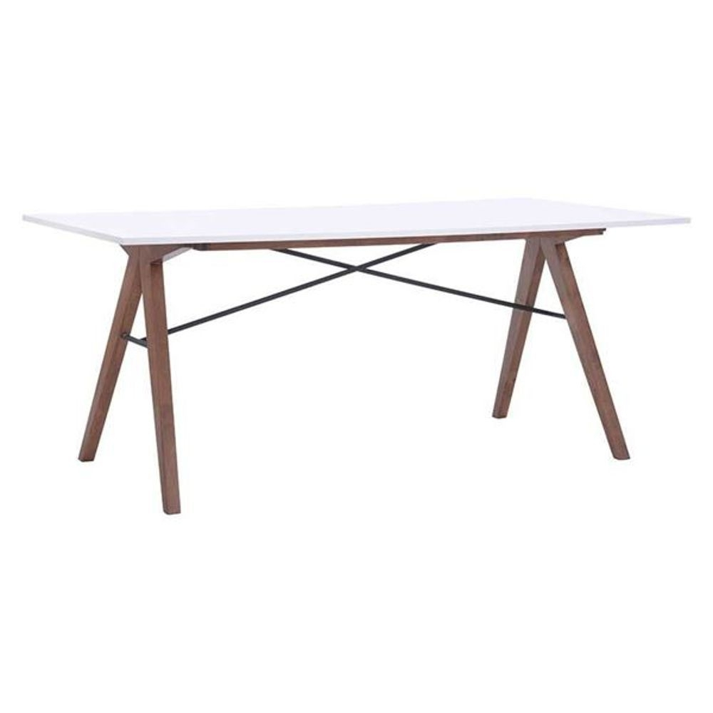 Midcentury Gavin Dining Table | Products | Pinterest | Metal Accents With Best And Newest Gavin Dining Tables (Photo 17 of 20)