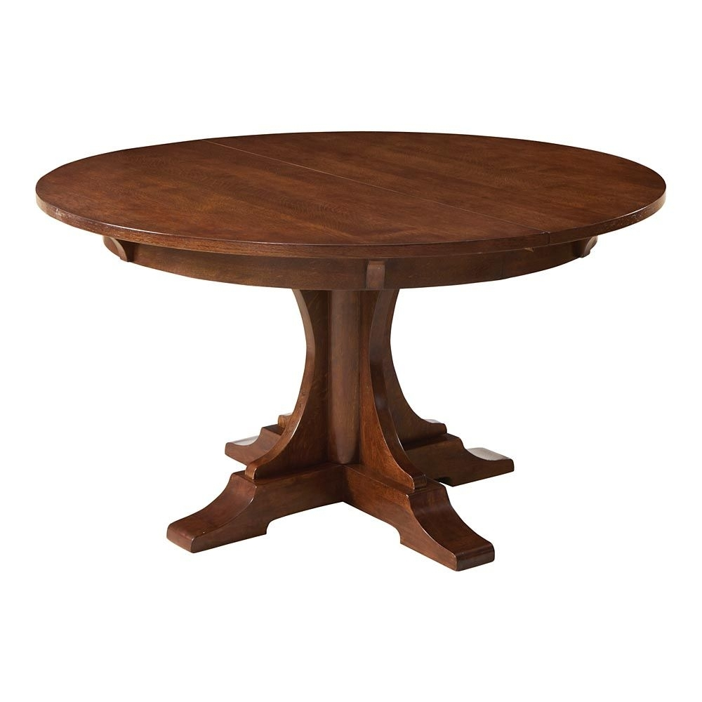 Missing Product | The Arts And Crafts Style | Pinterest | Round Pertaining To Most Recently Released Craftsman Round Dining Tables (Image 10 of 20)