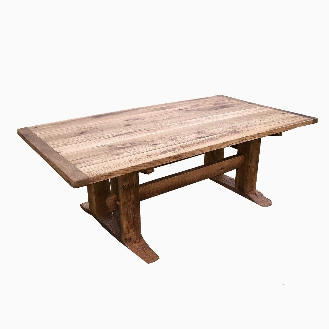 Mission Dining Tables | Craftsman, Arts And Crafts, Stickley Style Throughout 2017 Craftsman Round Dining Tables (Image 11 of 20)
