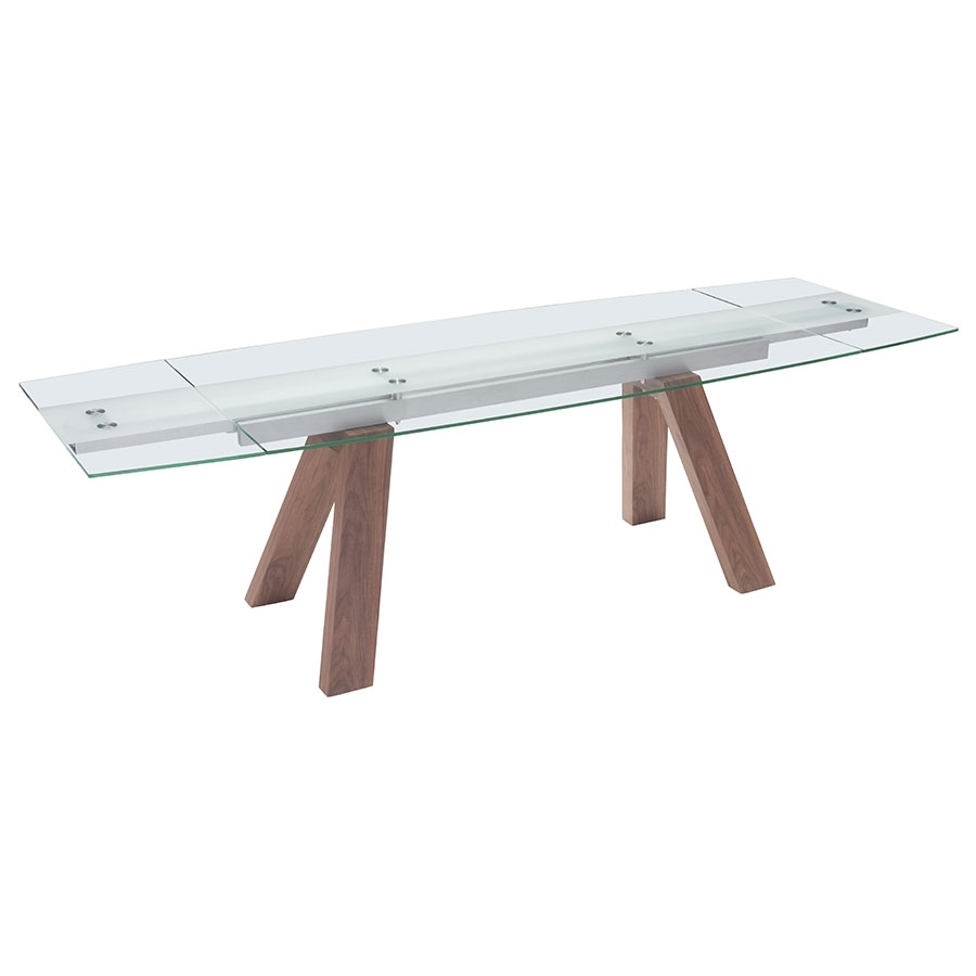 Modern Dining Tables | Wyatt Extension Table | Eurway For Most Popular Wyatt Dining Tables (Image 9 of 20)