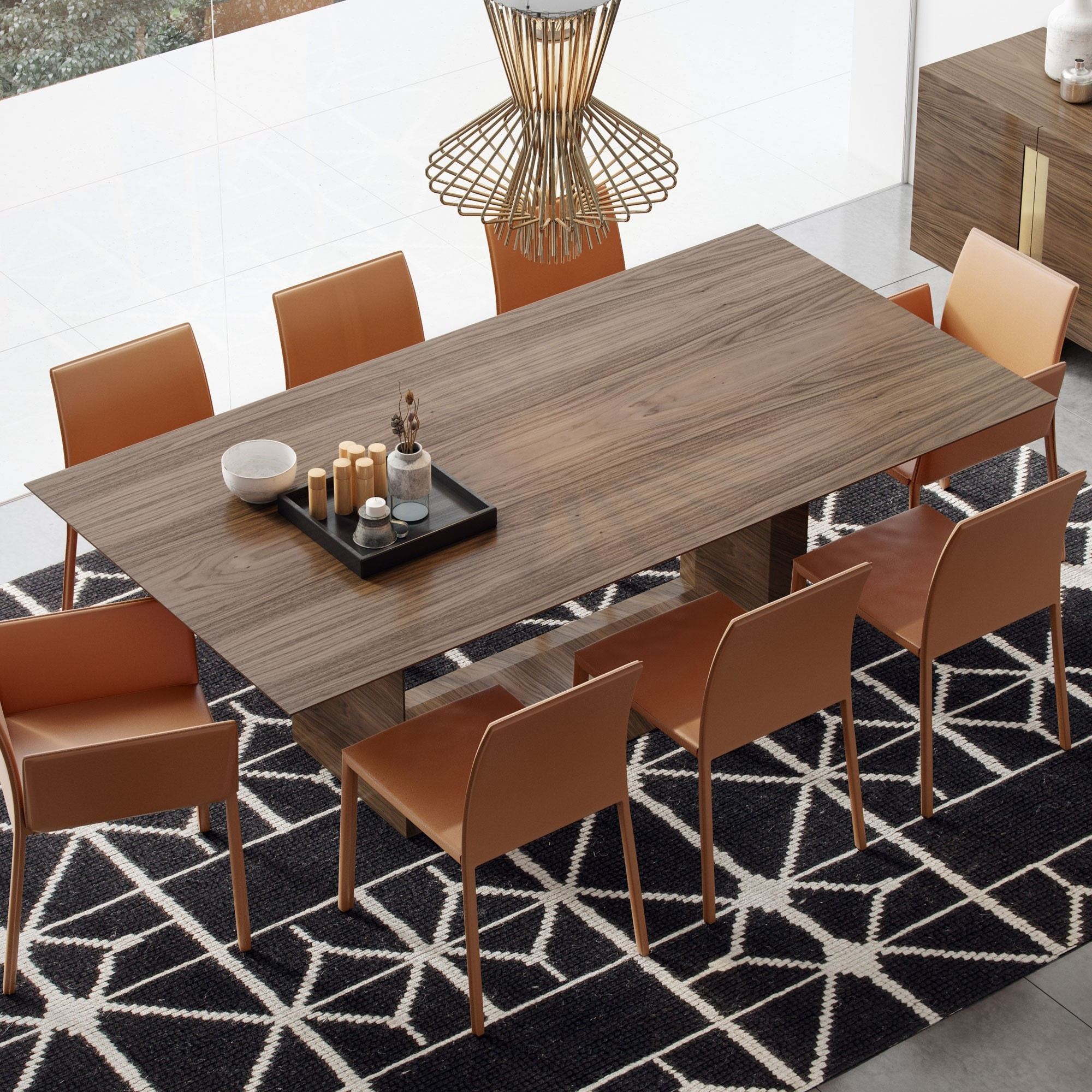 Featured Image of 87 Inch Dining Tables