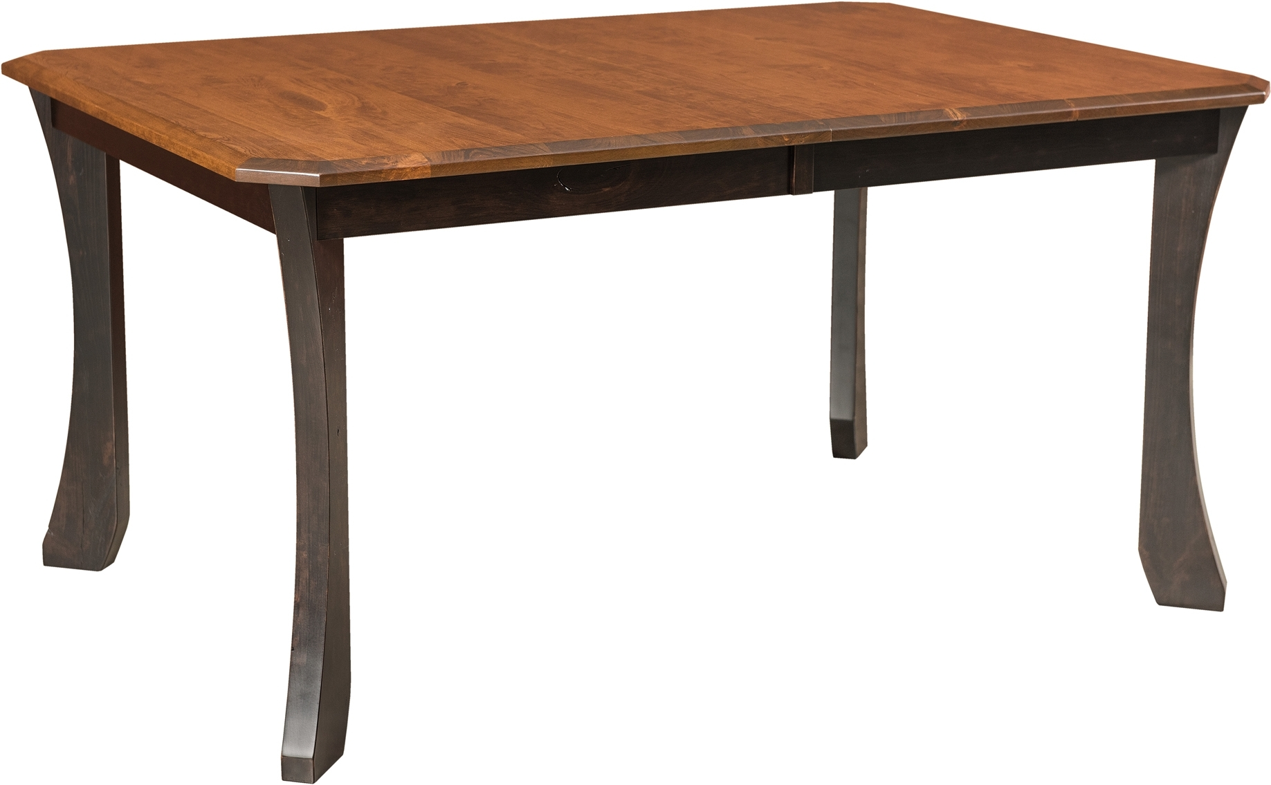 Monarch Leg Dining Table | Amish Leg Dining Table | Weaver Within Most Recent Weaver Ii Dining Tables (Photo 16 of 20)