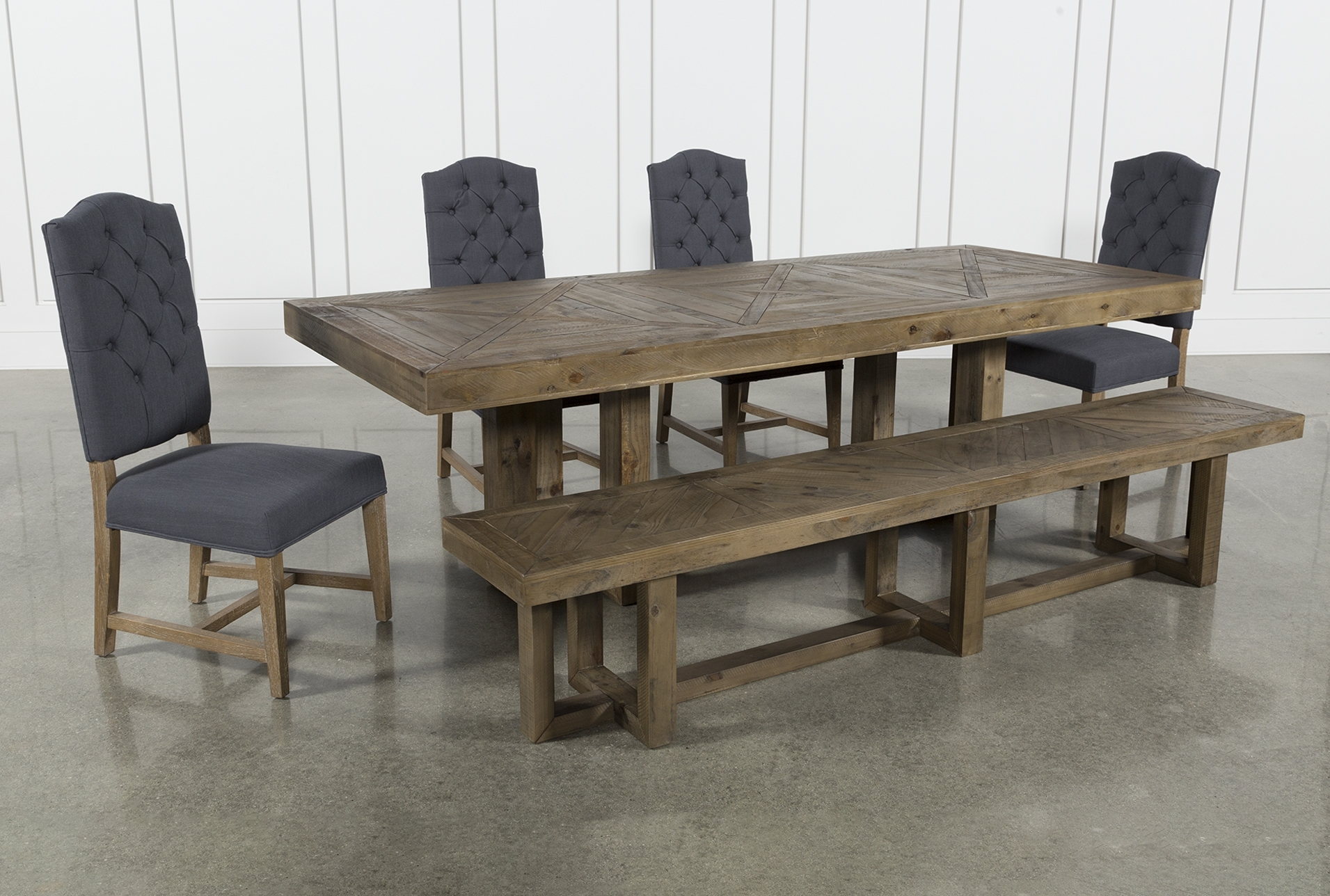 Palazzo 6 Piece Rectangle Dining Set With Joss Side Chairs | Palazzo Pertaining To Most Current Palazzo 6 Piece Rectangle Dining Sets With Joss Side Chairs (Photo 1 of 20)