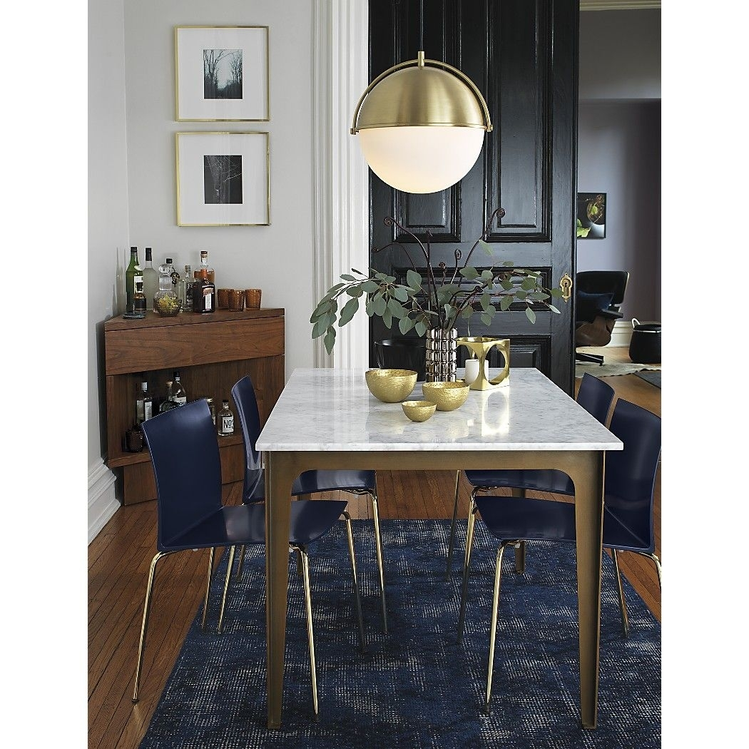 """Paradigm 54"""" Dining Table In 2018 