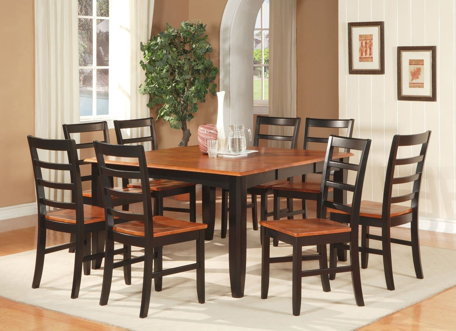 Parfait 7 Piece Dining Set In 2018 | New House | Pinterest Within Current Market 7 Piece Dining Sets With Side Chairs (Image 15 of 20)