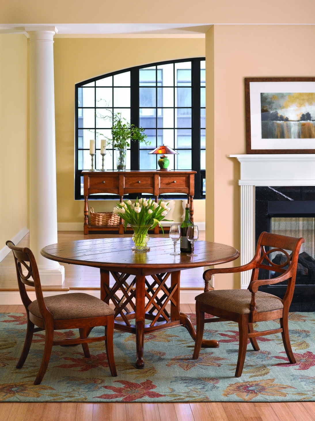 Patterson Furniture Company – Quality American Made Furniture For With Regard To Most Up To Date Patterson 6 Piece Dining Sets (Photo 18 of 20)