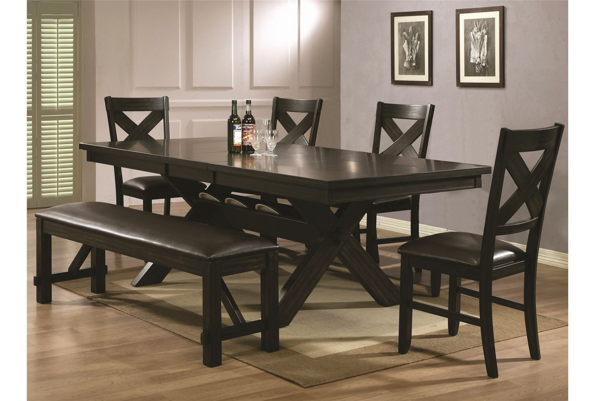 Pelennor 6 Piece Extension Dining Set | Dining, Dining Sets And Intended For 2017 Pelennor Extension Dining Tables (Image 11 of 20)
