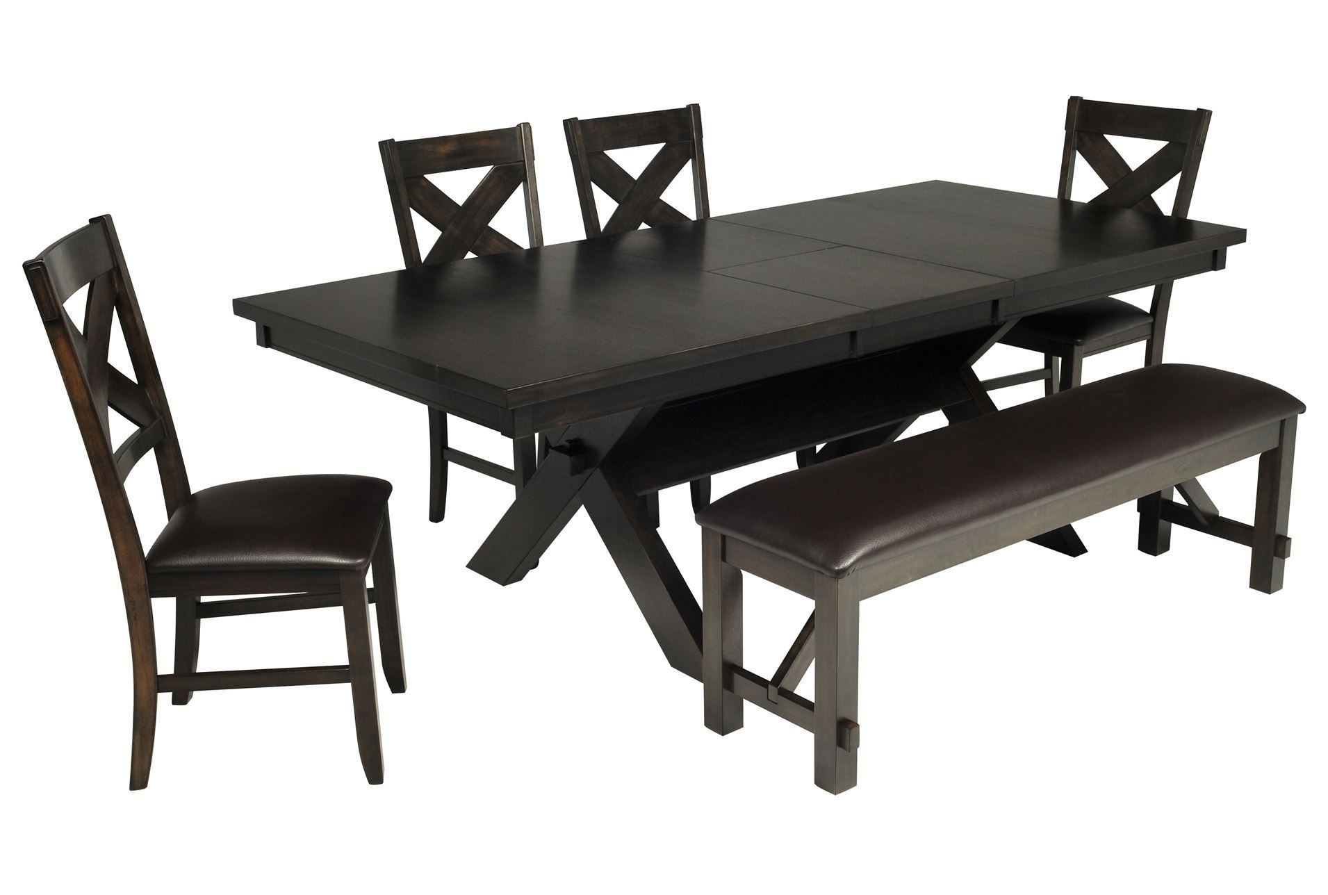 Pelennor 6 Piece Extension Dining Set | Home Decor | Pinterest Intended For Best And Newest Pelennor Extension Dining Tables (Image 12 of 20)