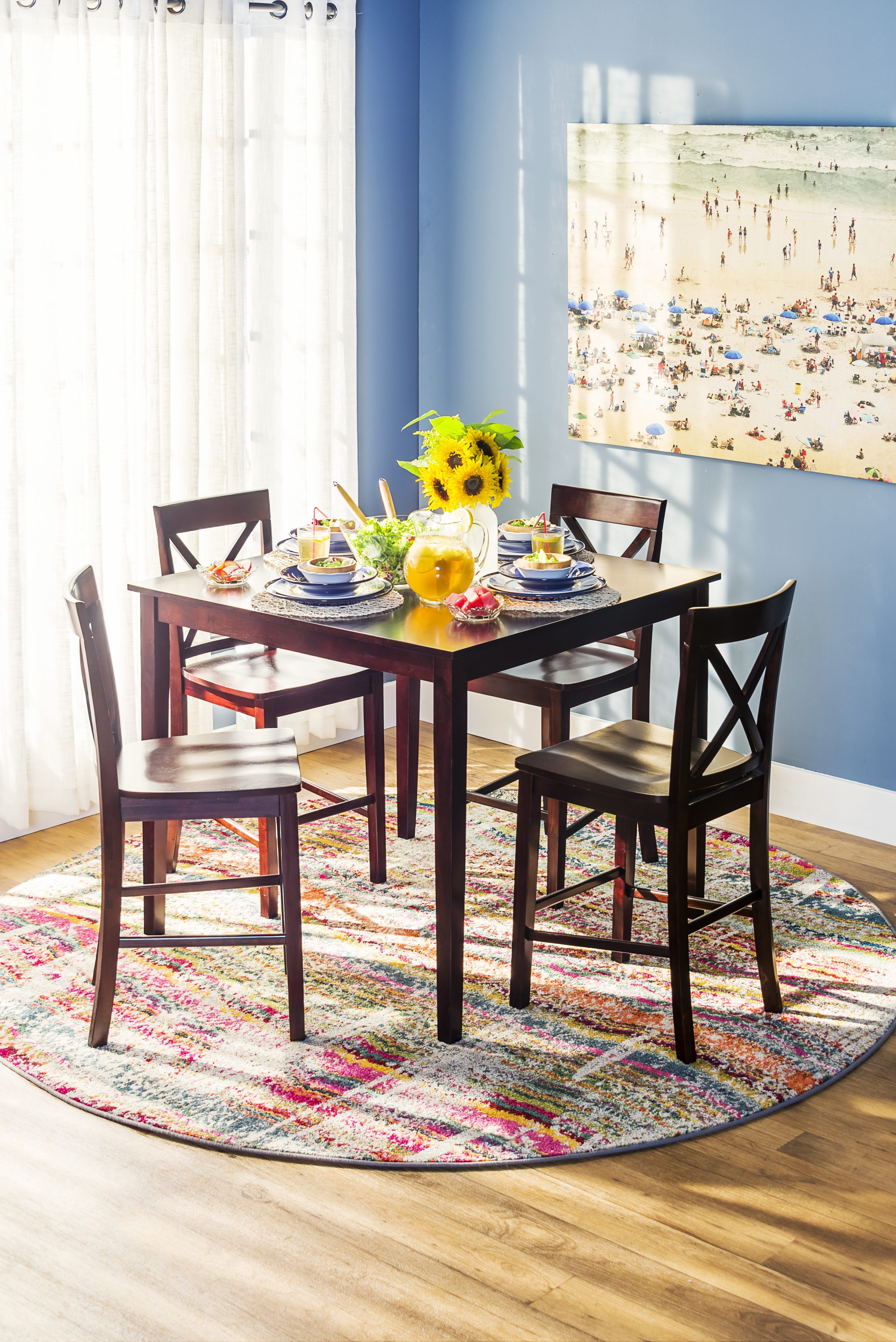 Pierce 5 Piece Counter Set | Dining Rooms | Pinterest | Dining Sets With Most Recent Pierce 5 Piece Counter Sets (Photo 5 of 20)