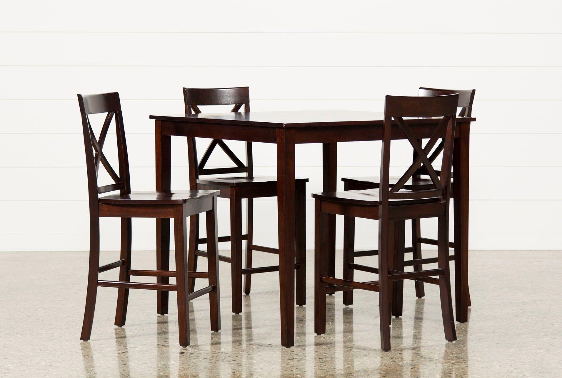 Pierce 5 Piece Counter Set | Home Decor Misc (View 5 of 20)