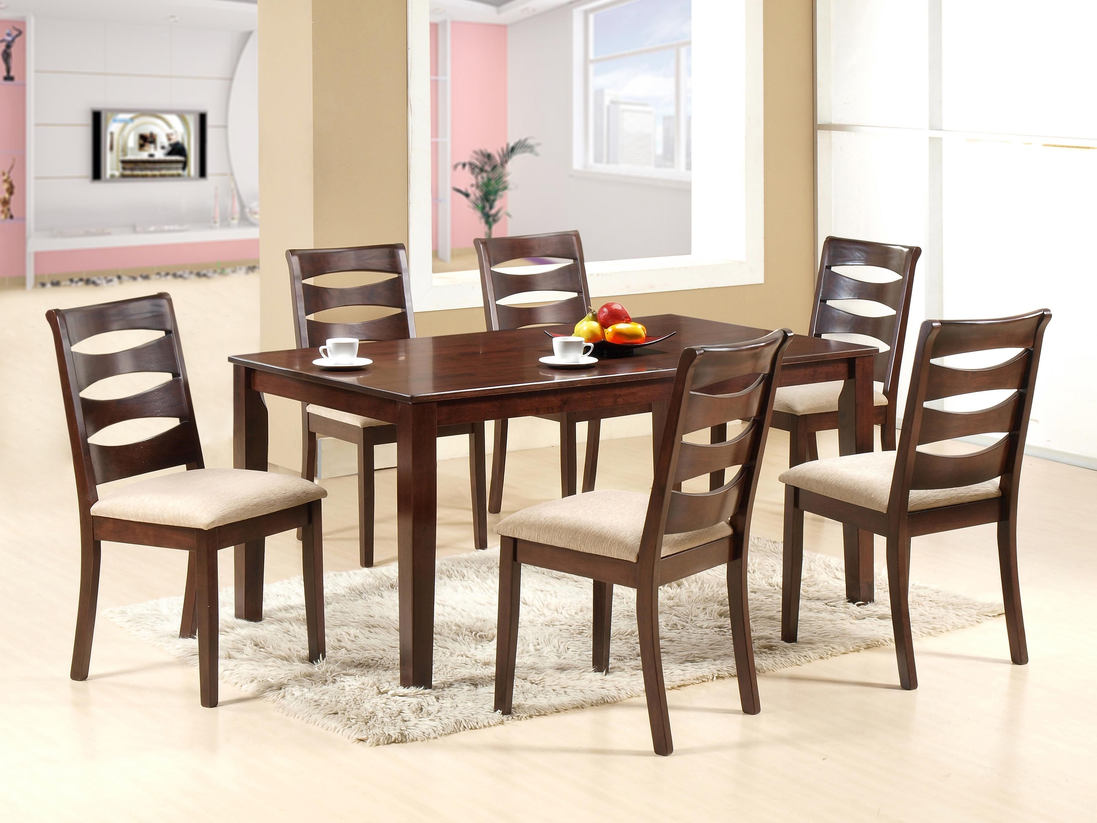 Pinthe Furniture Republic On Dining Sets | Pinterest | Dining For Newest Candice Ii 6 Piece Extension Rectangle Dining Sets (Image 12 of 20)