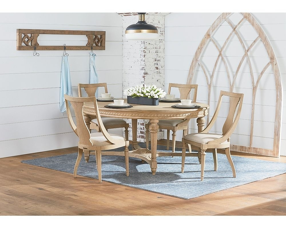 Pinunion Furniture And Flooring On Magnolia Home Furniture And Regarding Most Up To Date Magnolia Home English Country Oval Dining Tables (Image 18 of 20)